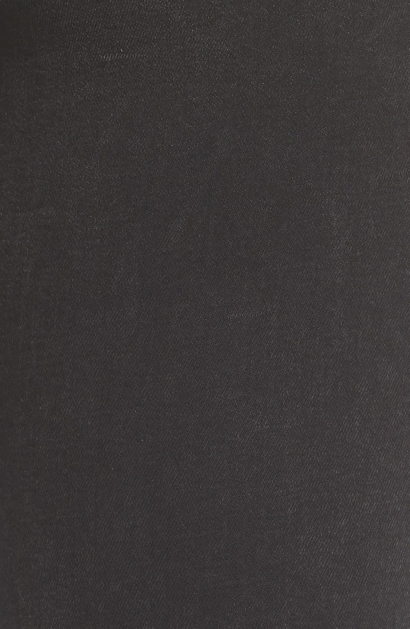 Margaux Instasculpt Ankle Skinny Jeans,                             Alternate thumbnail 5, color,