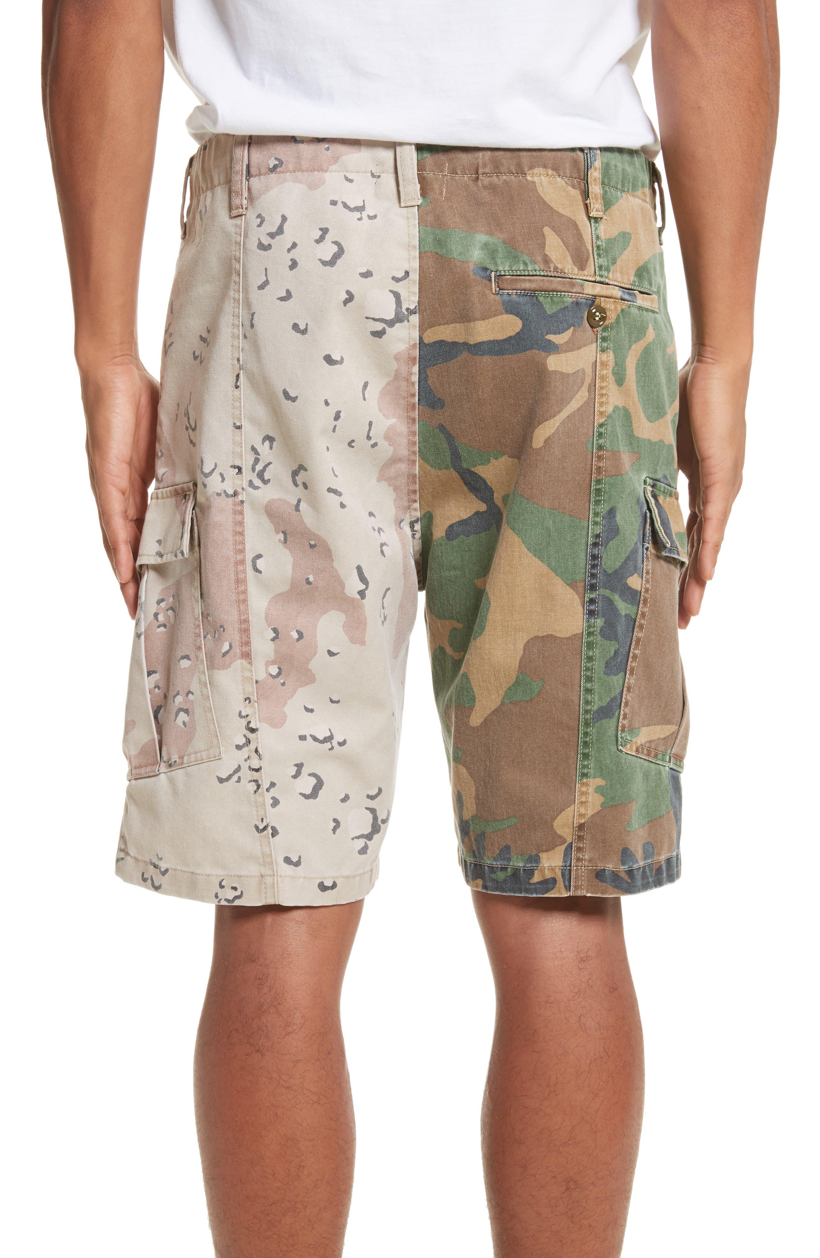 Anasi Camo Cargo Shorts,                             Alternate thumbnail 2, color,                             247