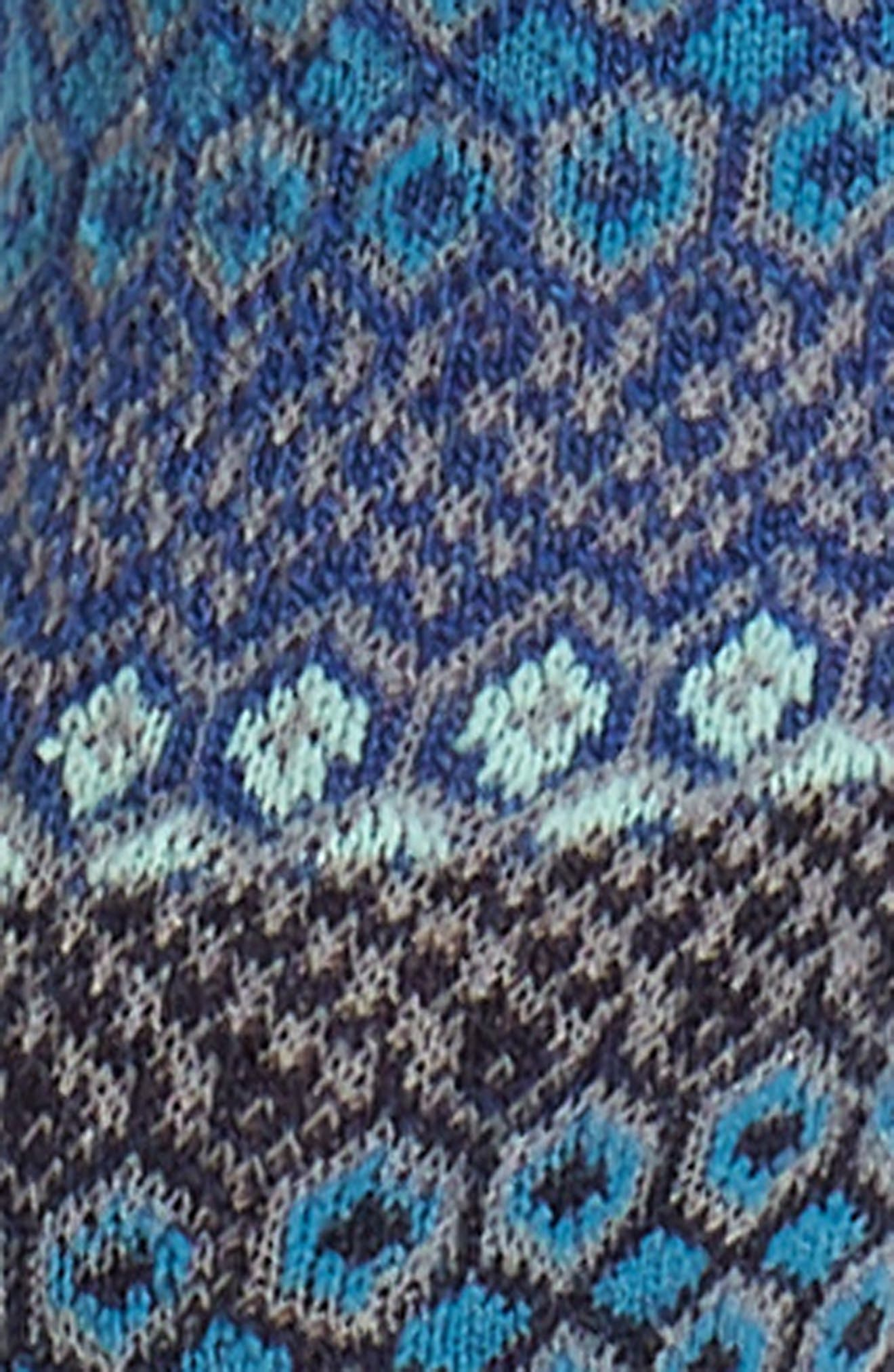 Beyond The Hive Hide & Seek No-Show Socks,                             Alternate thumbnail 2, color,                             410