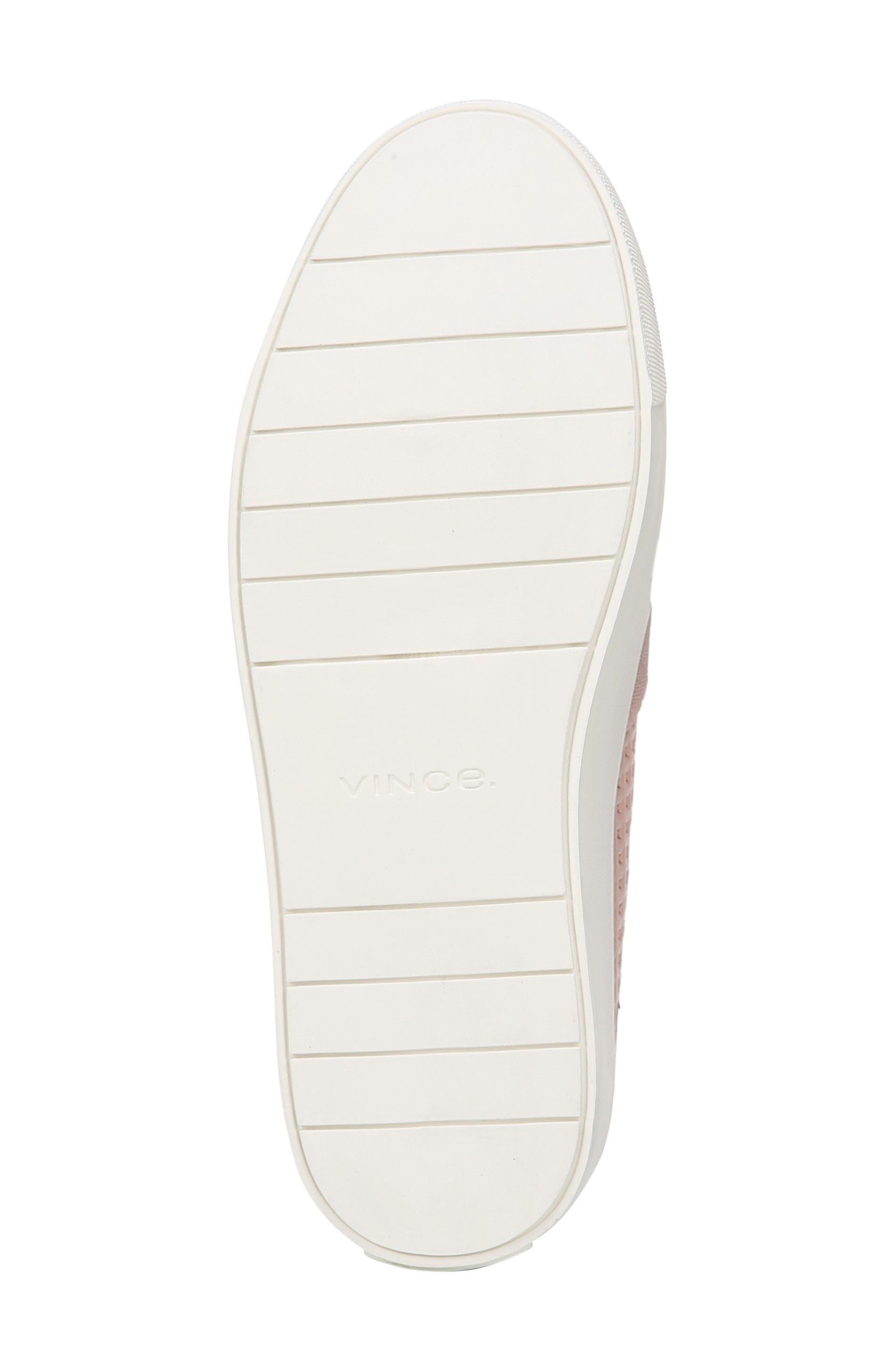 Blair 5 Slip-On Sneaker,                             Alternate thumbnail 6, color,                             ROSE
