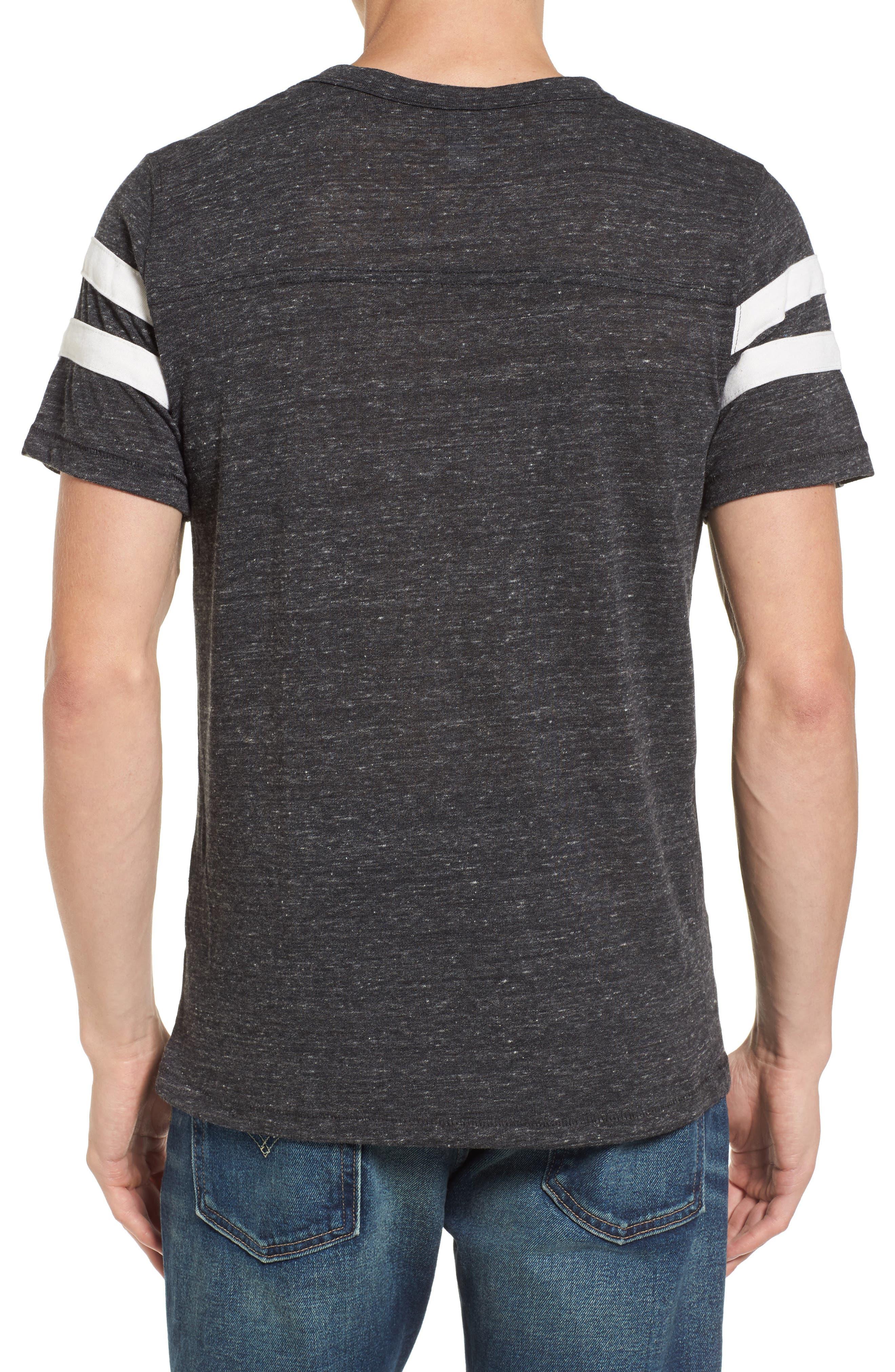 Football T-Shirt,                             Alternate thumbnail 4, color,
