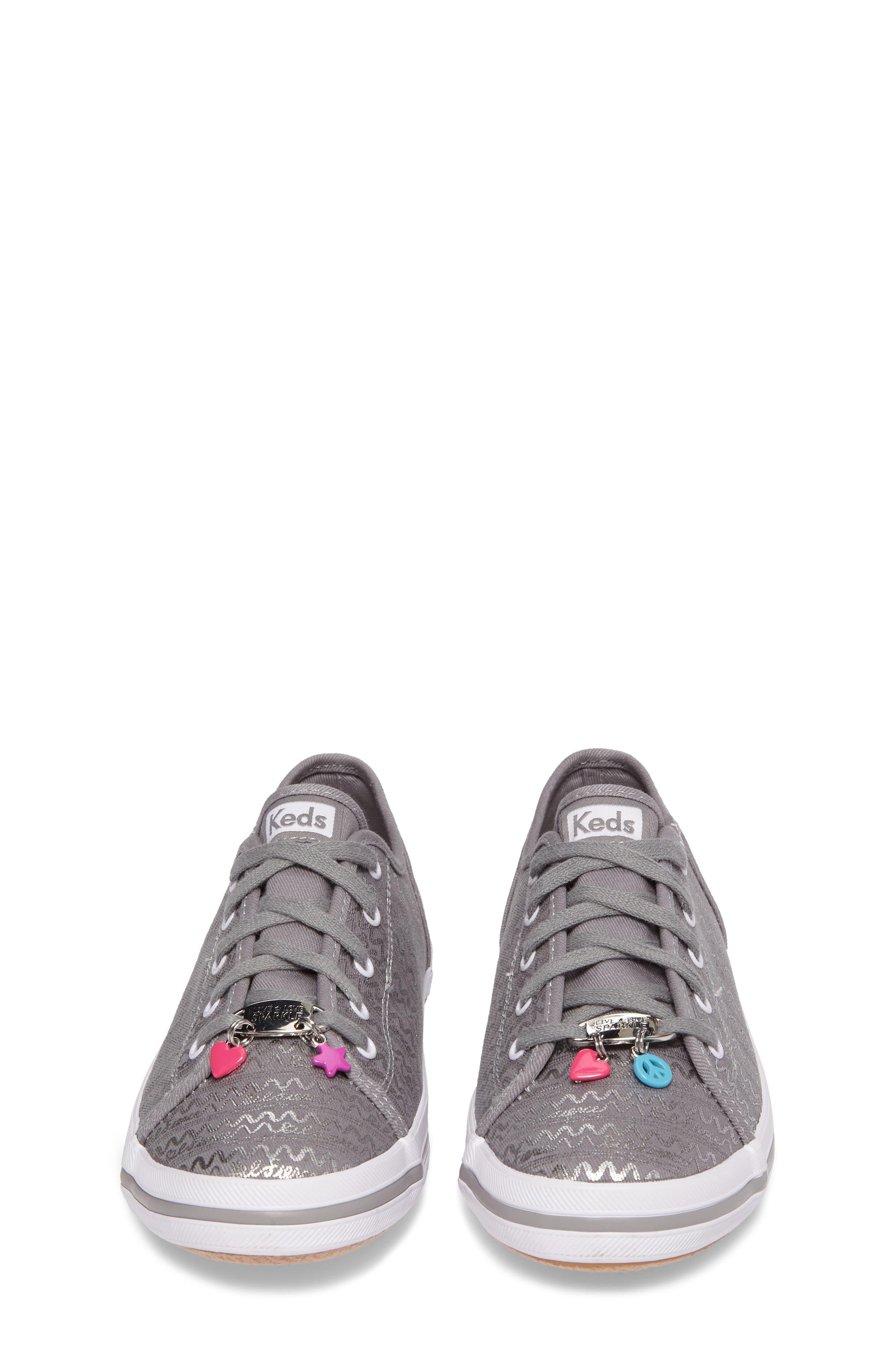 Kickstart Charm Sneaker,                             Alternate thumbnail 8, color,