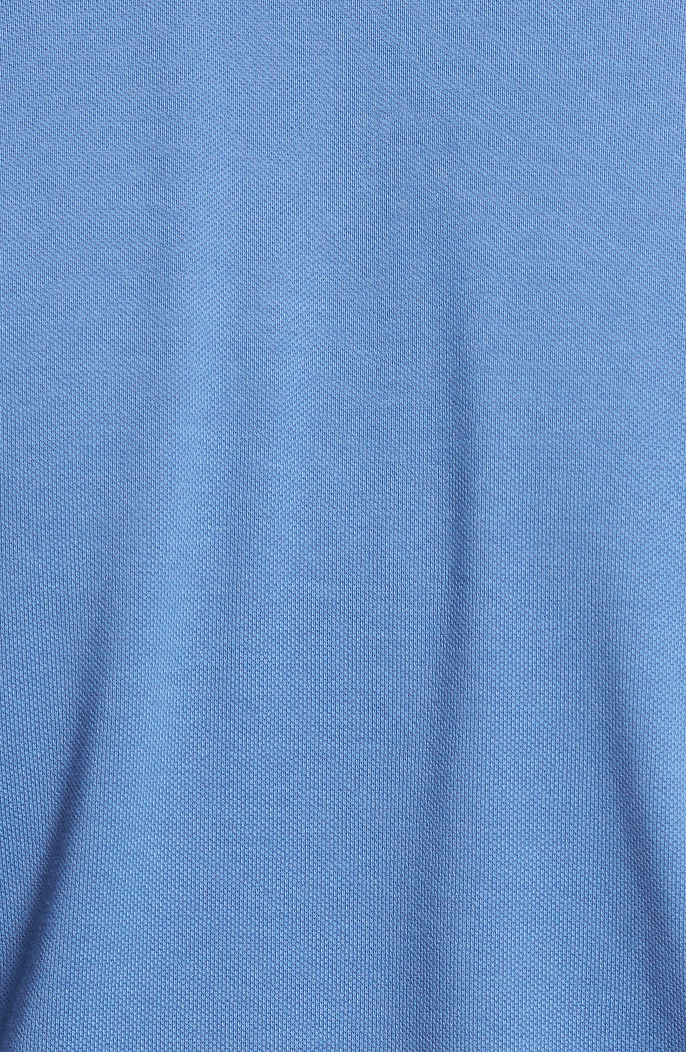 Advantage Golf Polo,                             Alternate thumbnail 5, color,                             SEA BLUE