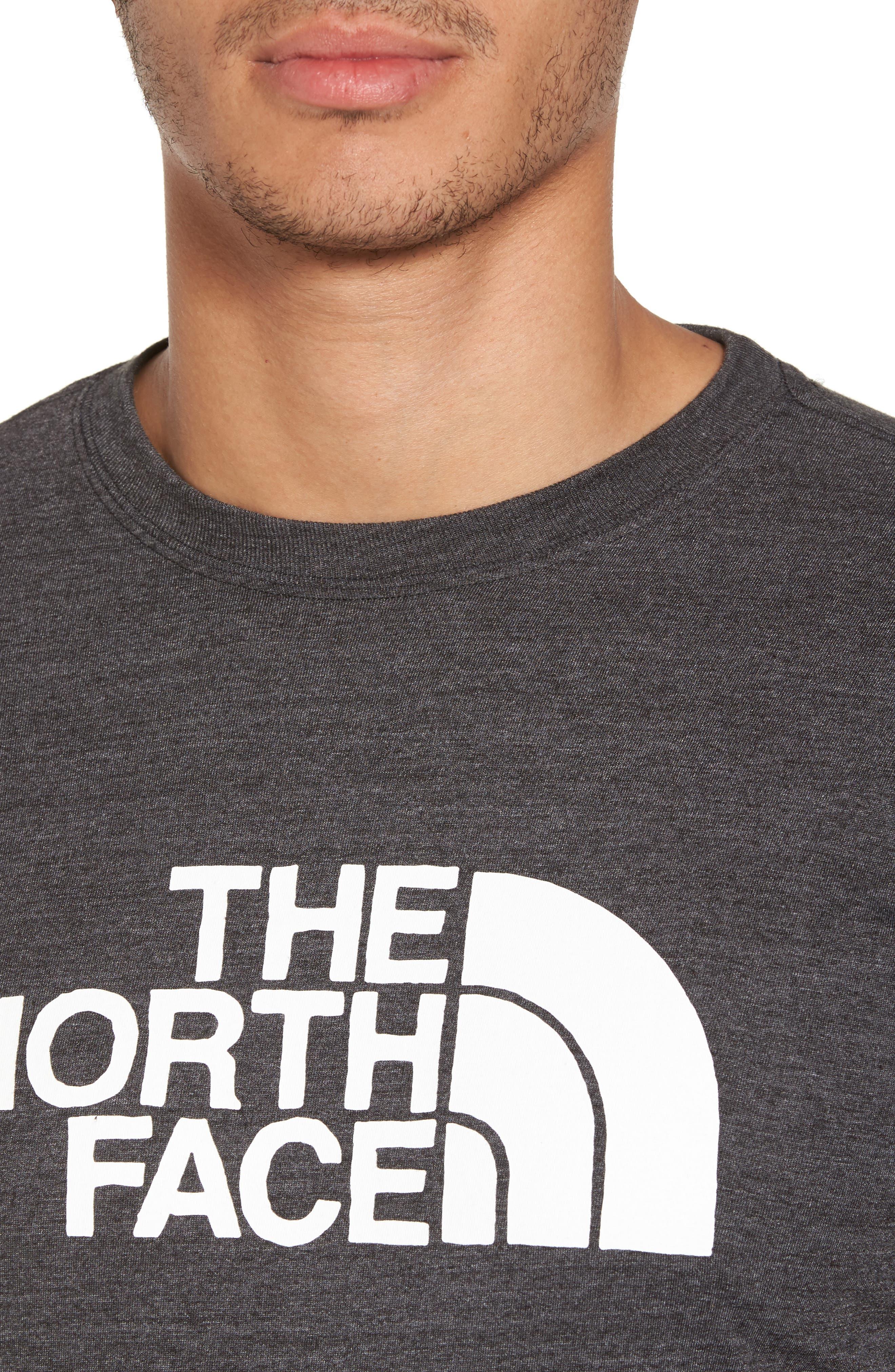 Half Dome T-Shirt,                             Alternate thumbnail 4, color,                             021