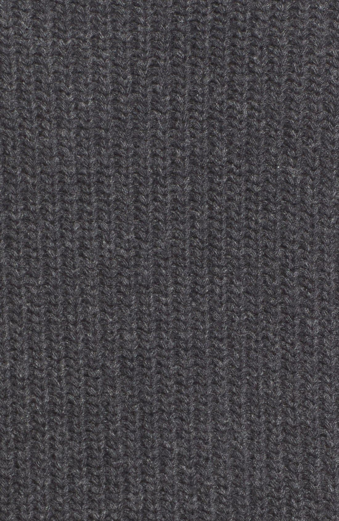 THEORY,                             'Embree Charmant' Sleeveless Wool & Cashmere Mock Neck Tunic Sweater,                             Alternate thumbnail 3, color,                             200