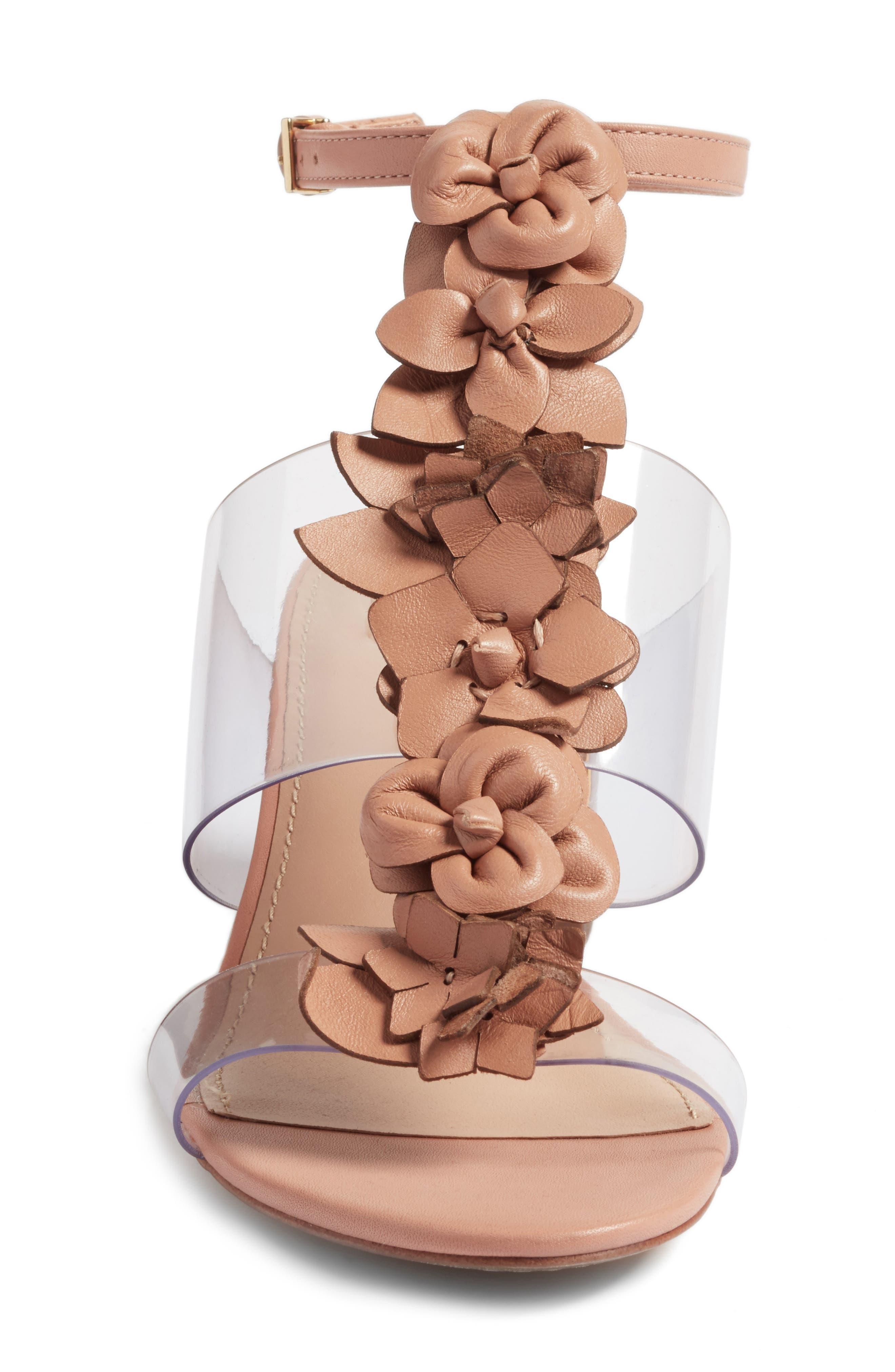 Blossom Sandal,                             Alternate thumbnail 4, color,                             250