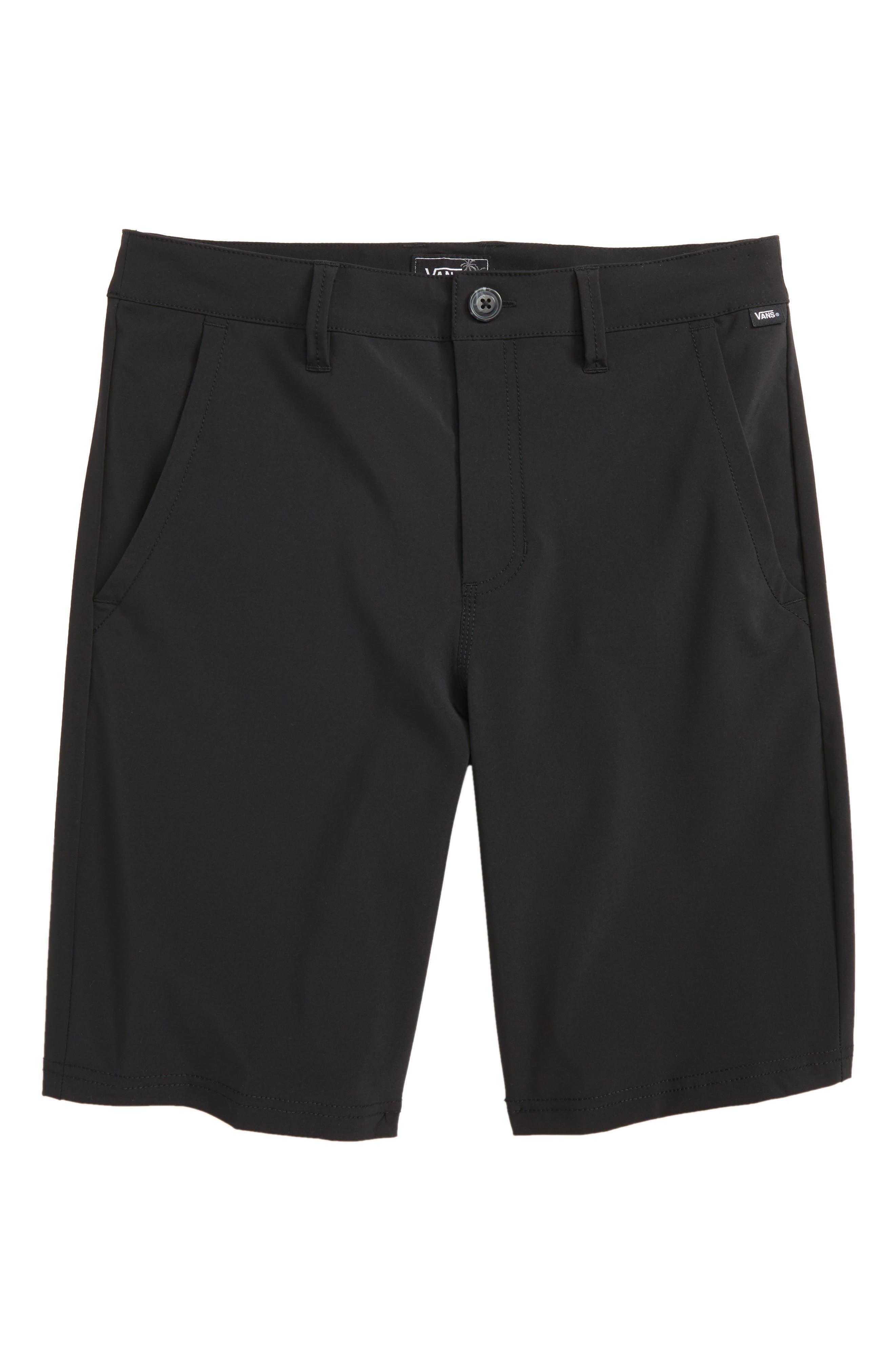 Authentic Decksider Hybrid Shorts,                         Main,                         color,