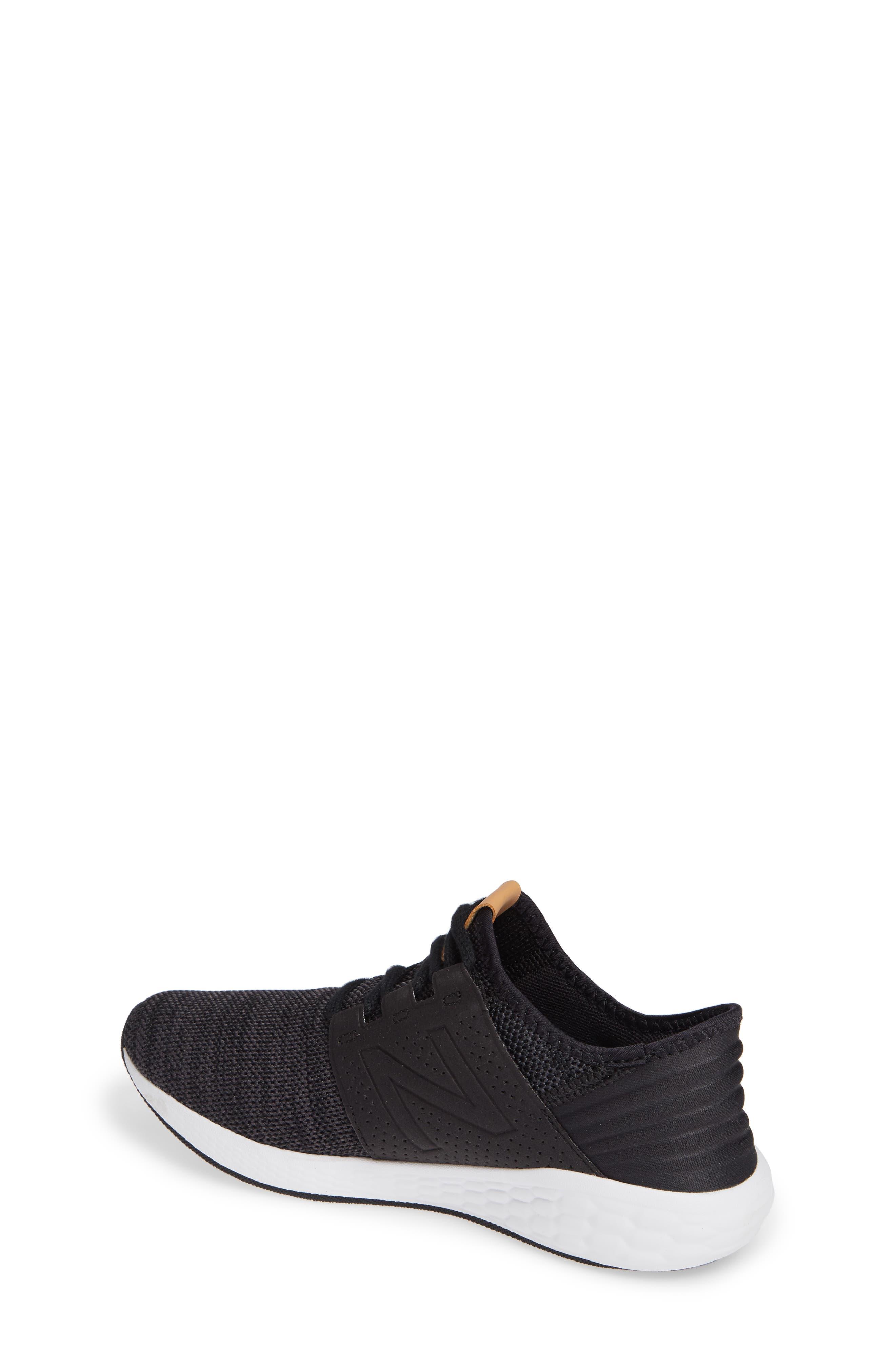 Cruz V2 Sport Sneaker,                             Alternate thumbnail 2, color,                             BLACK/ MAGNET