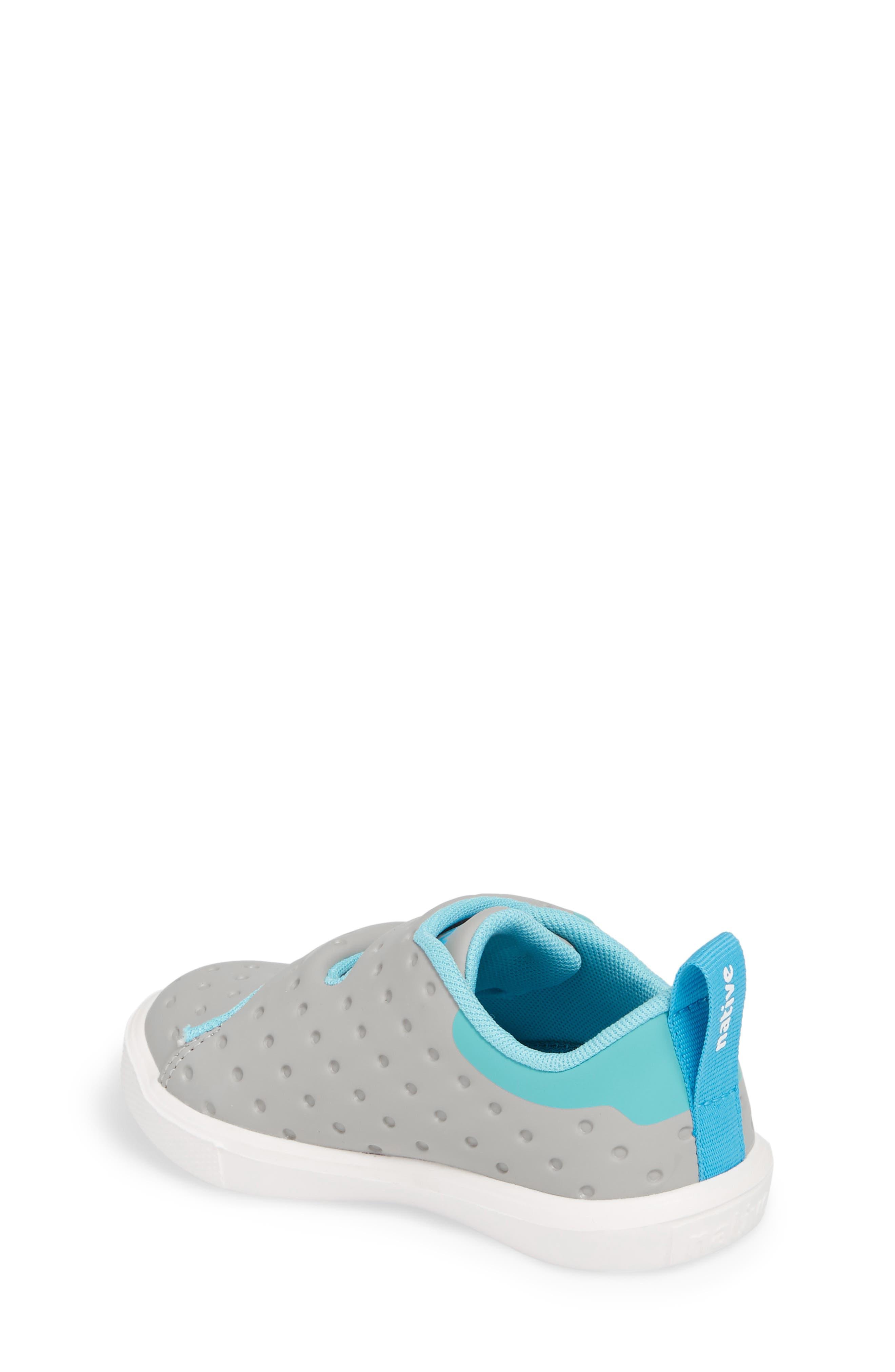 Monaco Sneaker,                             Alternate thumbnail 2, color,                             PIGEON GREY/ POOL BOOL/ WHITE