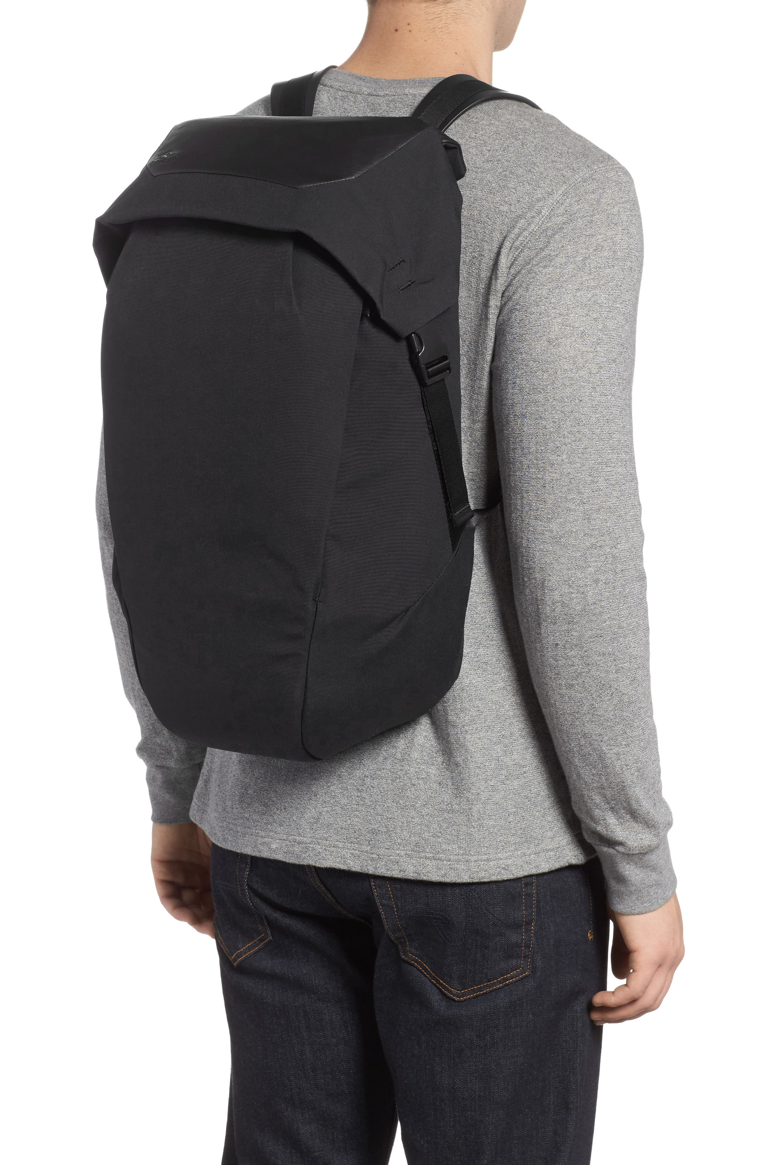 Locker Pack Lux Backpack,                             Alternate thumbnail 2, color,                             001