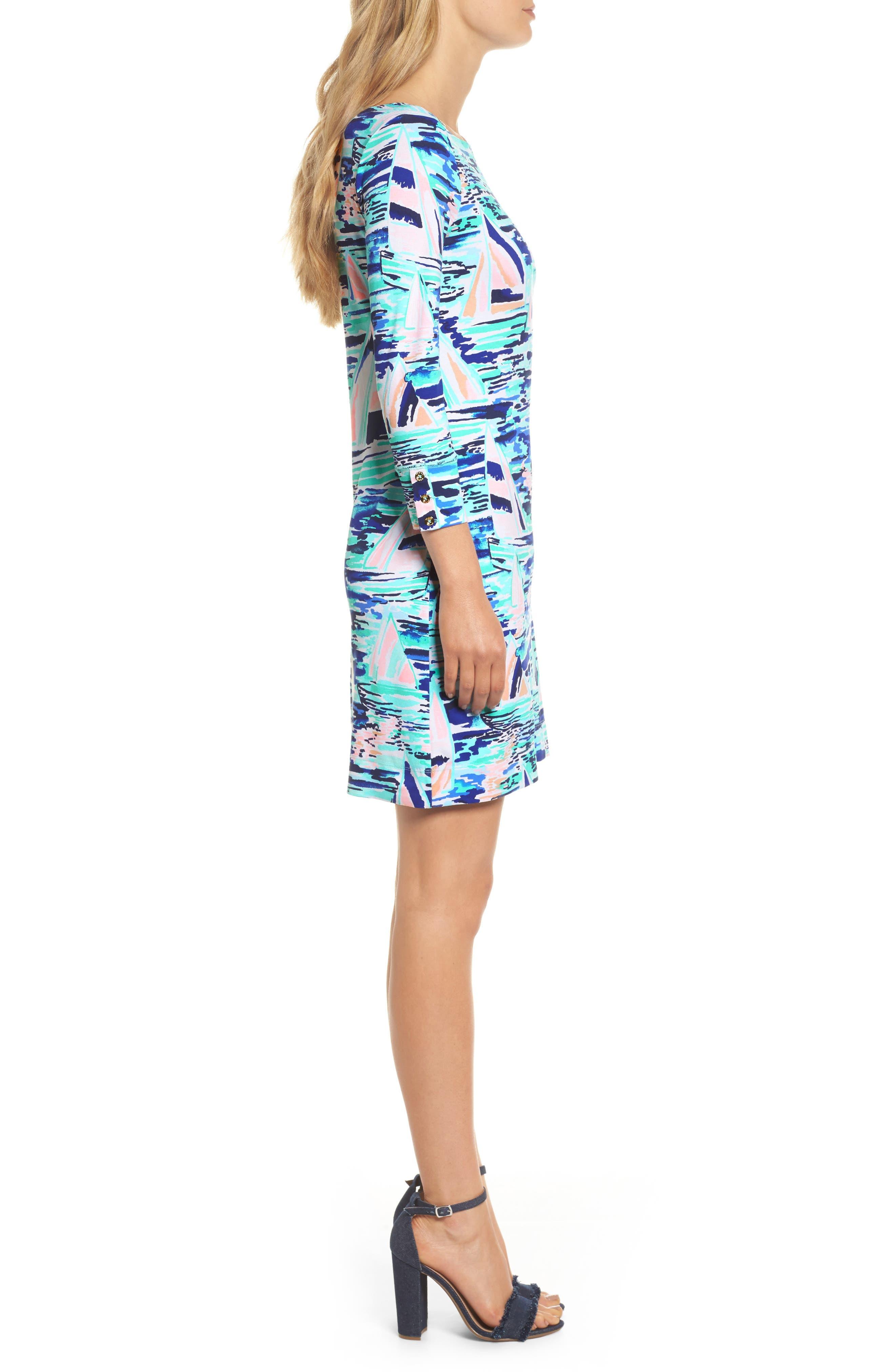 Sophie UPF 50+ Dress,                             Alternate thumbnail 3, color,