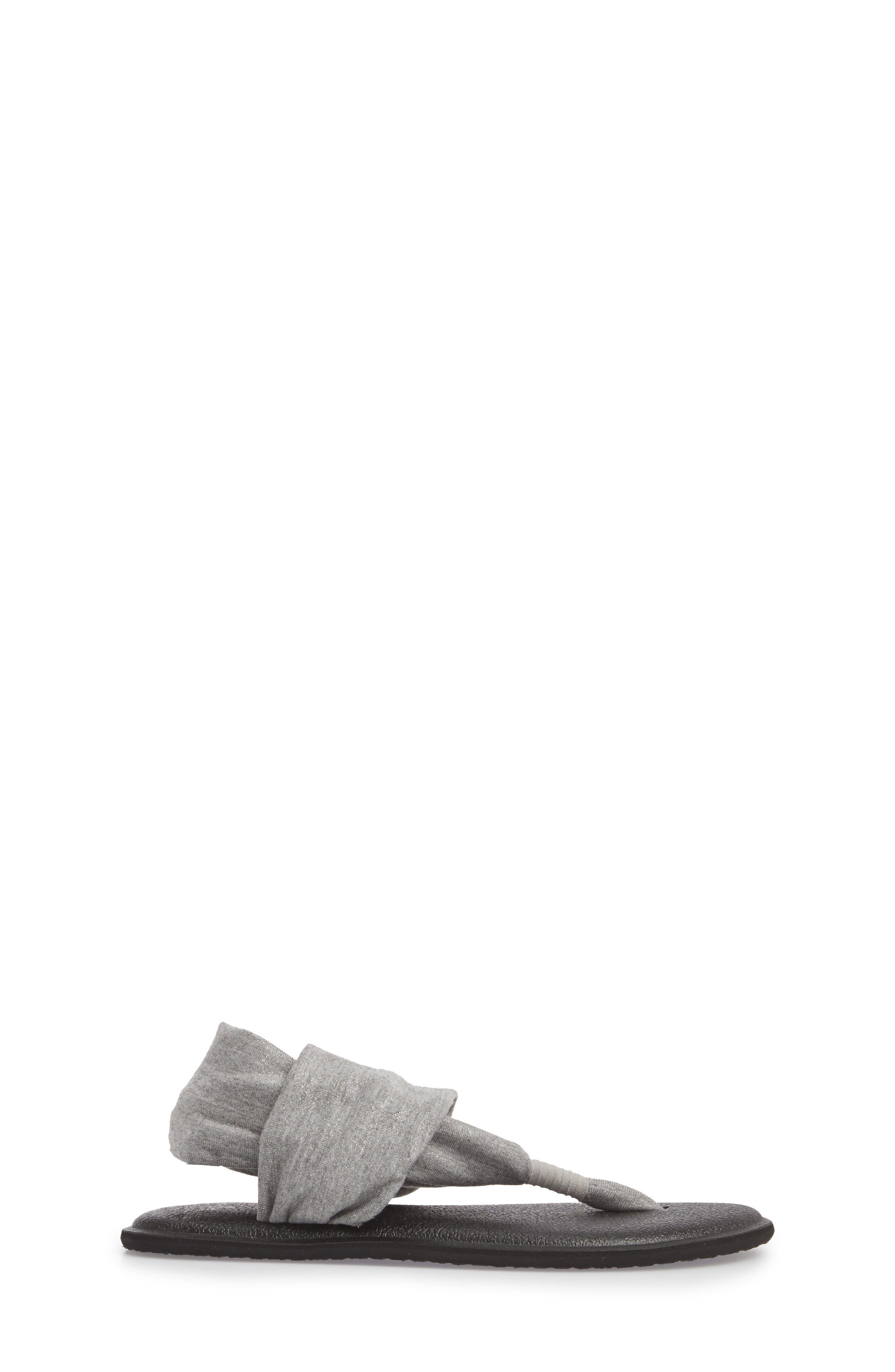 'Yoga Sling Bling' Sandal,                             Alternate thumbnail 3, color,                             042
