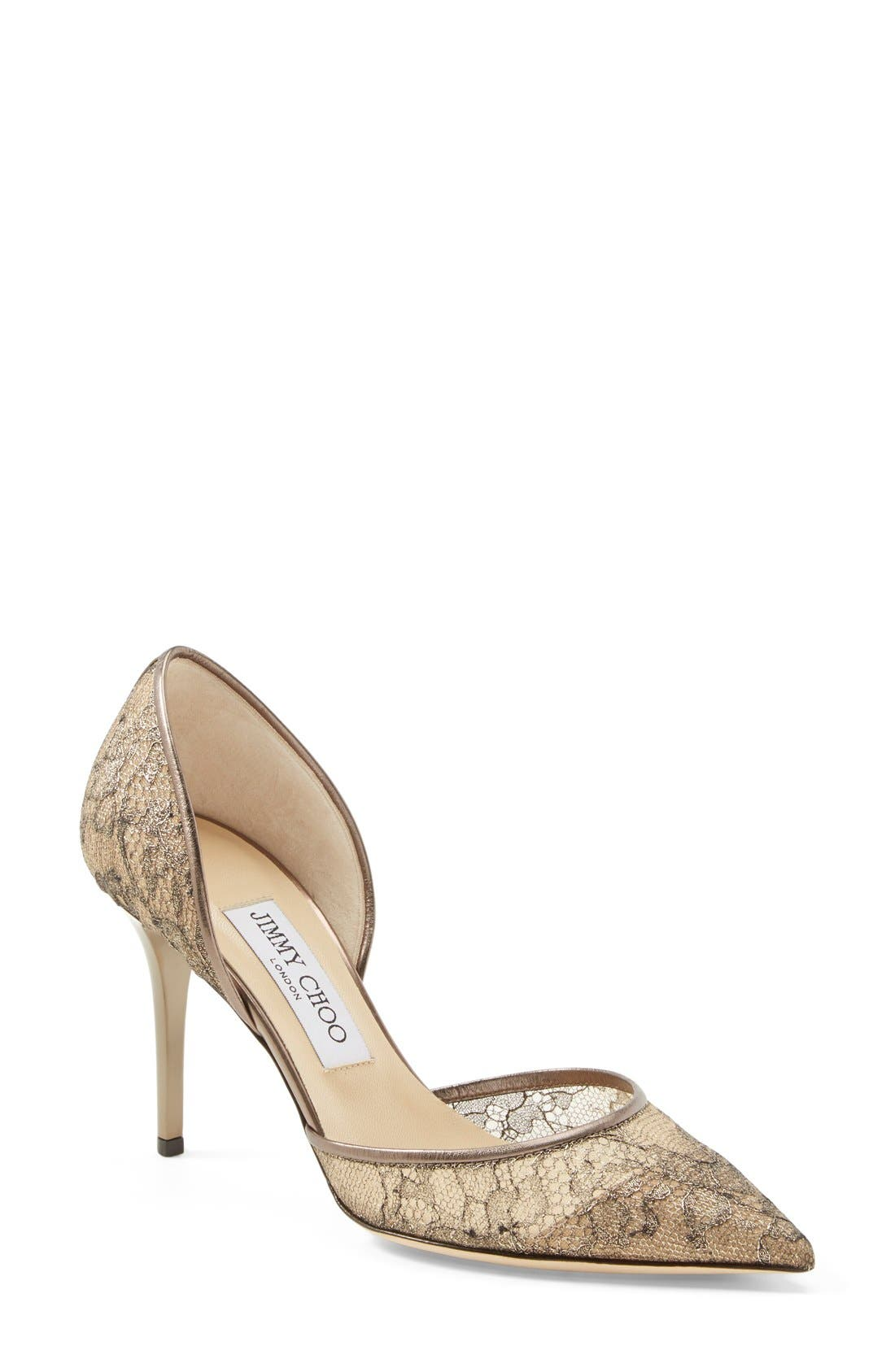'Addison' d'Orsay Pump,                         Main,                         color, 220