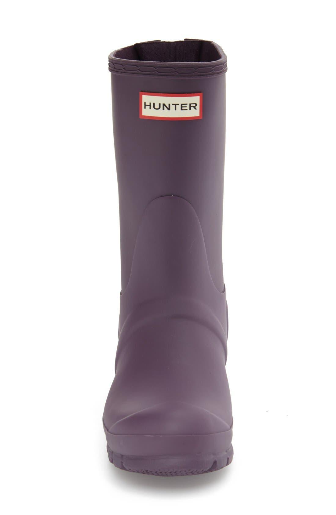 Original Short Back Adjustable Rain Boot,                             Alternate thumbnail 42, color,