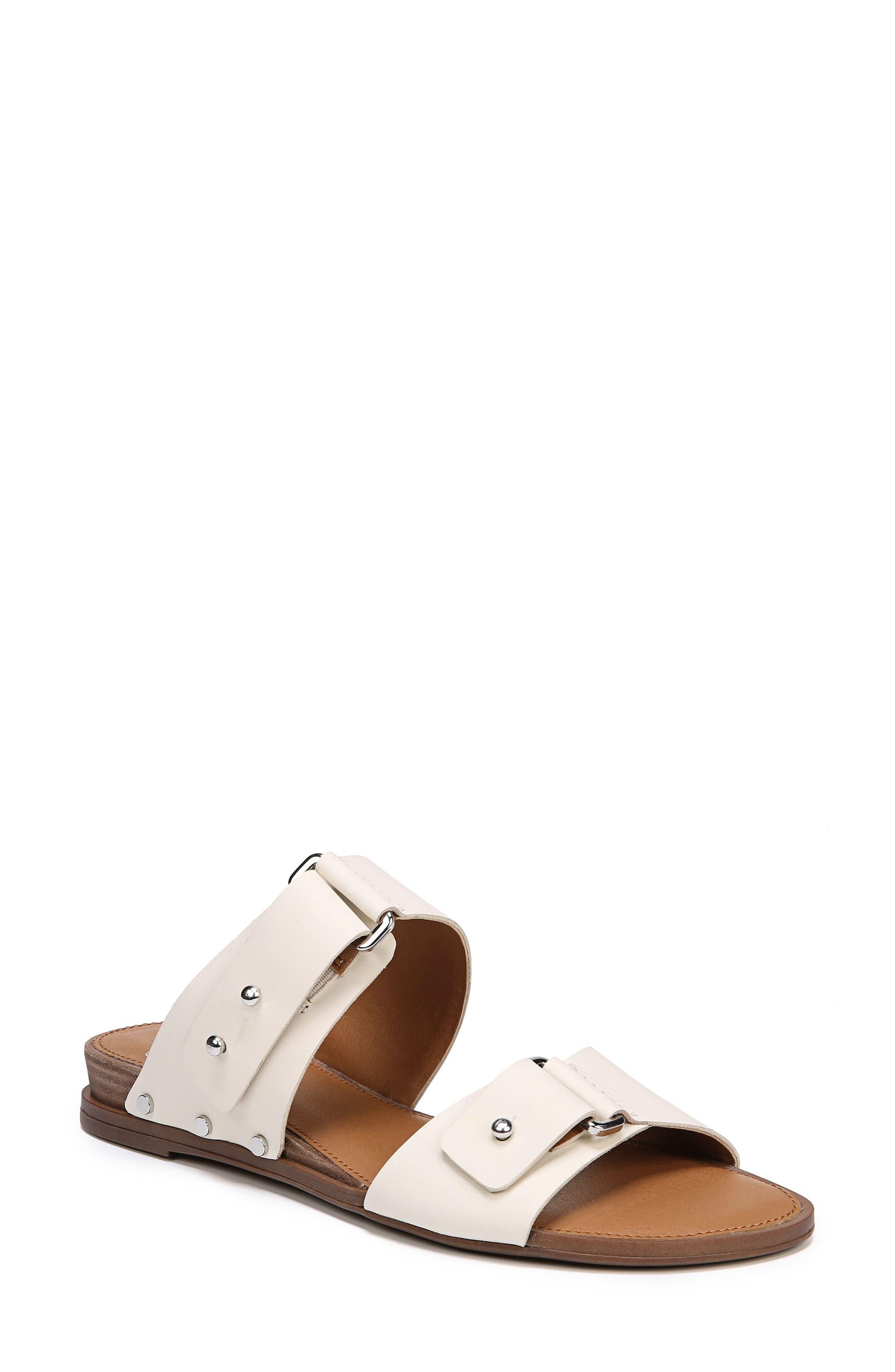 Palomino Genuine Calf Hair Sandal,                             Main thumbnail 2, color,