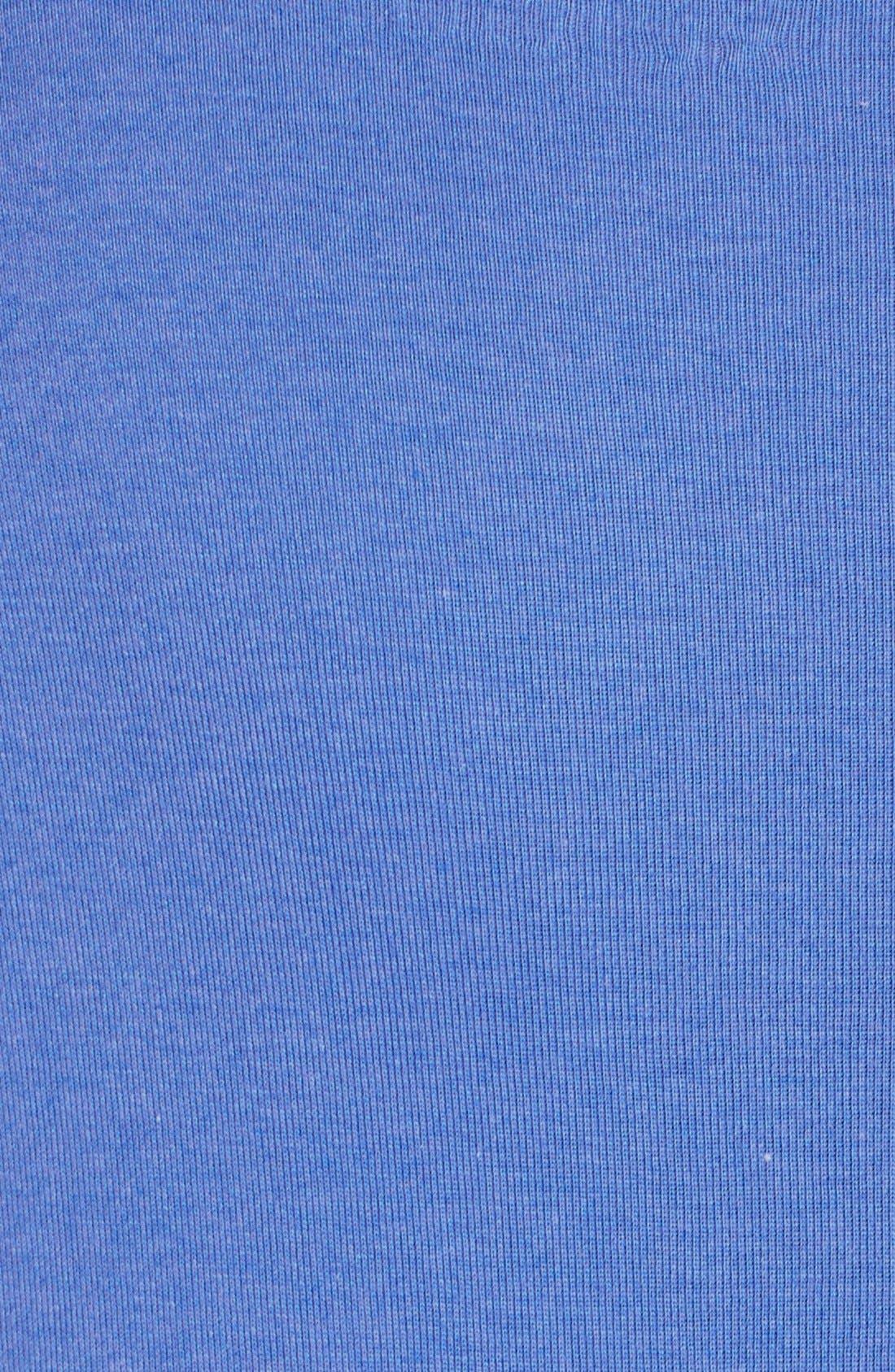 Short Sleeve V-Neck Tee,                             Alternate thumbnail 148, color,