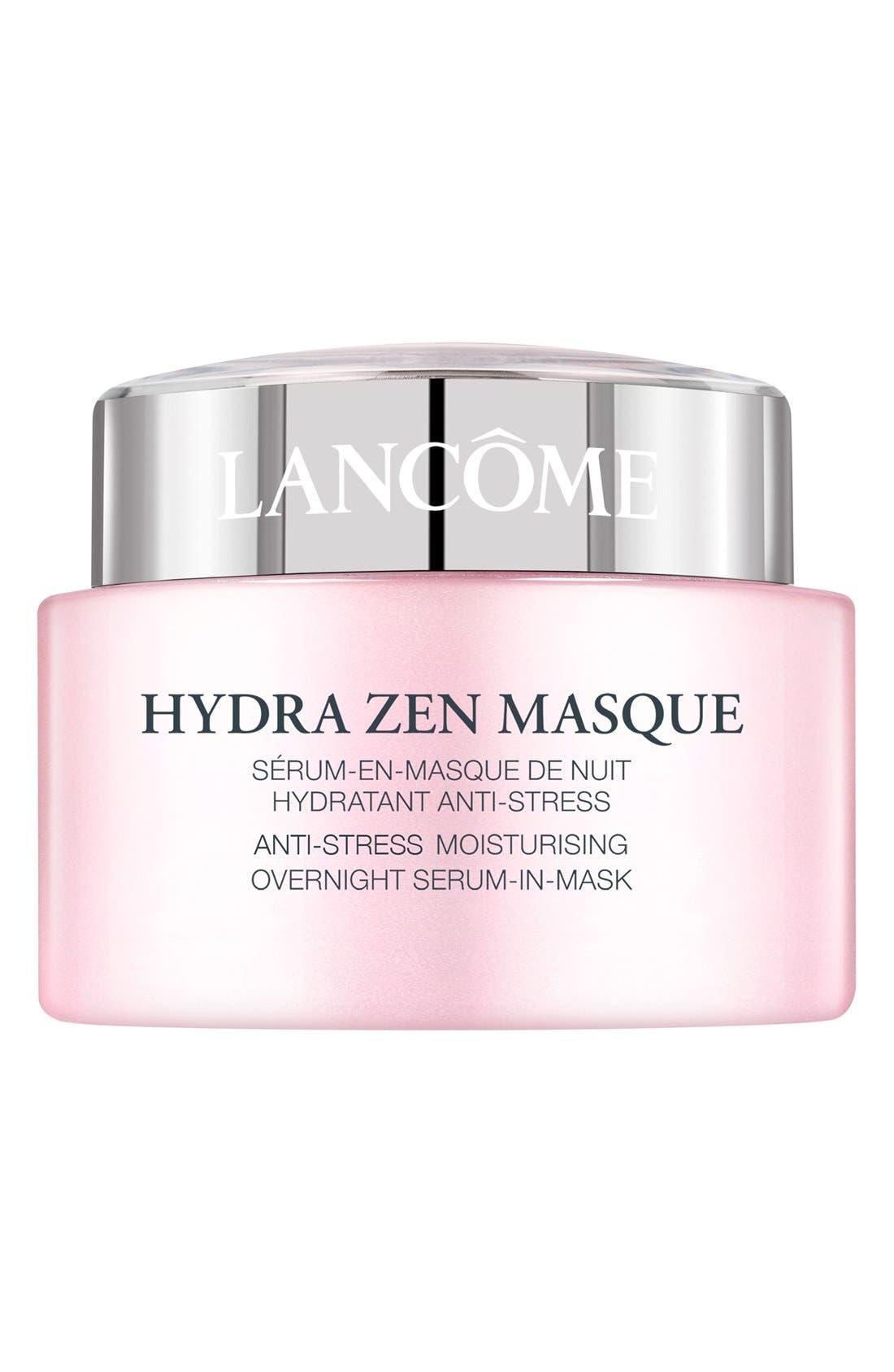 Hydra Zen Anti-Stress Moisturizing Overnight Serum-in-Mask,                         Main,                         color, NO COLOR