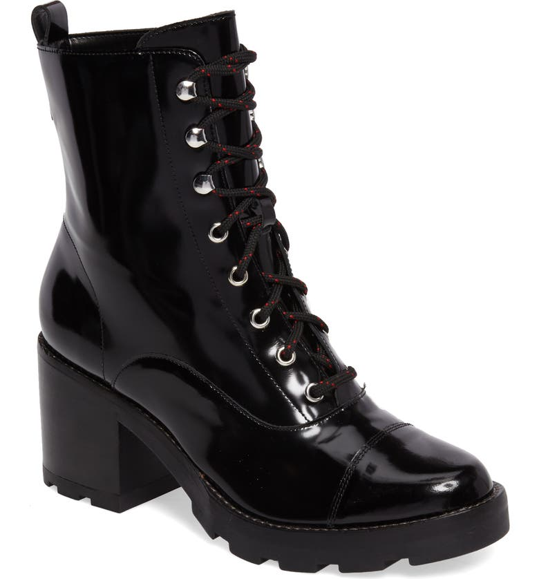 Wanya Boot, Main, color, BLACK LEATHER