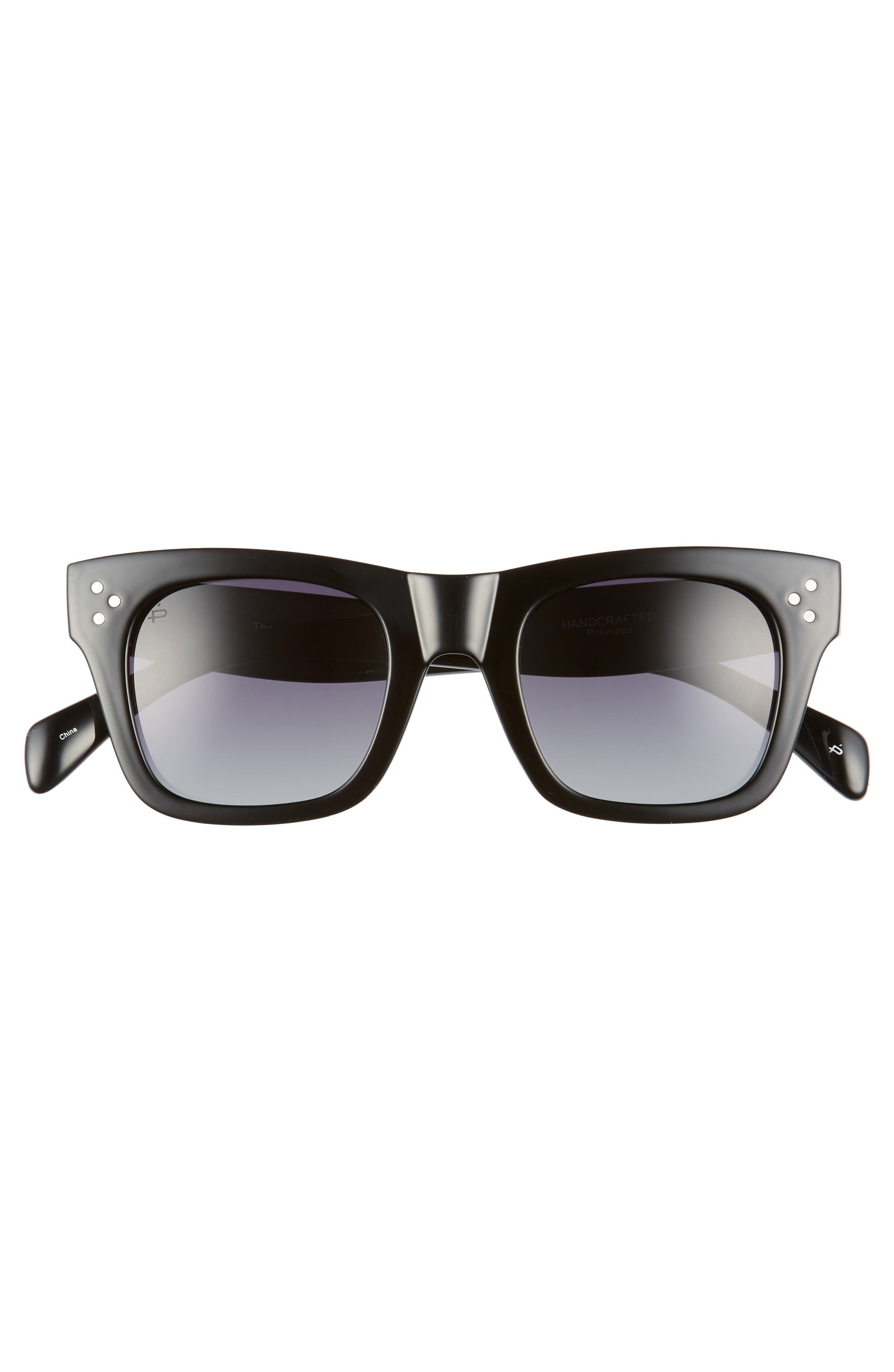 Privé Revaux The Kennedy 45mm Polarized Sunglasses,                             Alternate thumbnail 3, color,