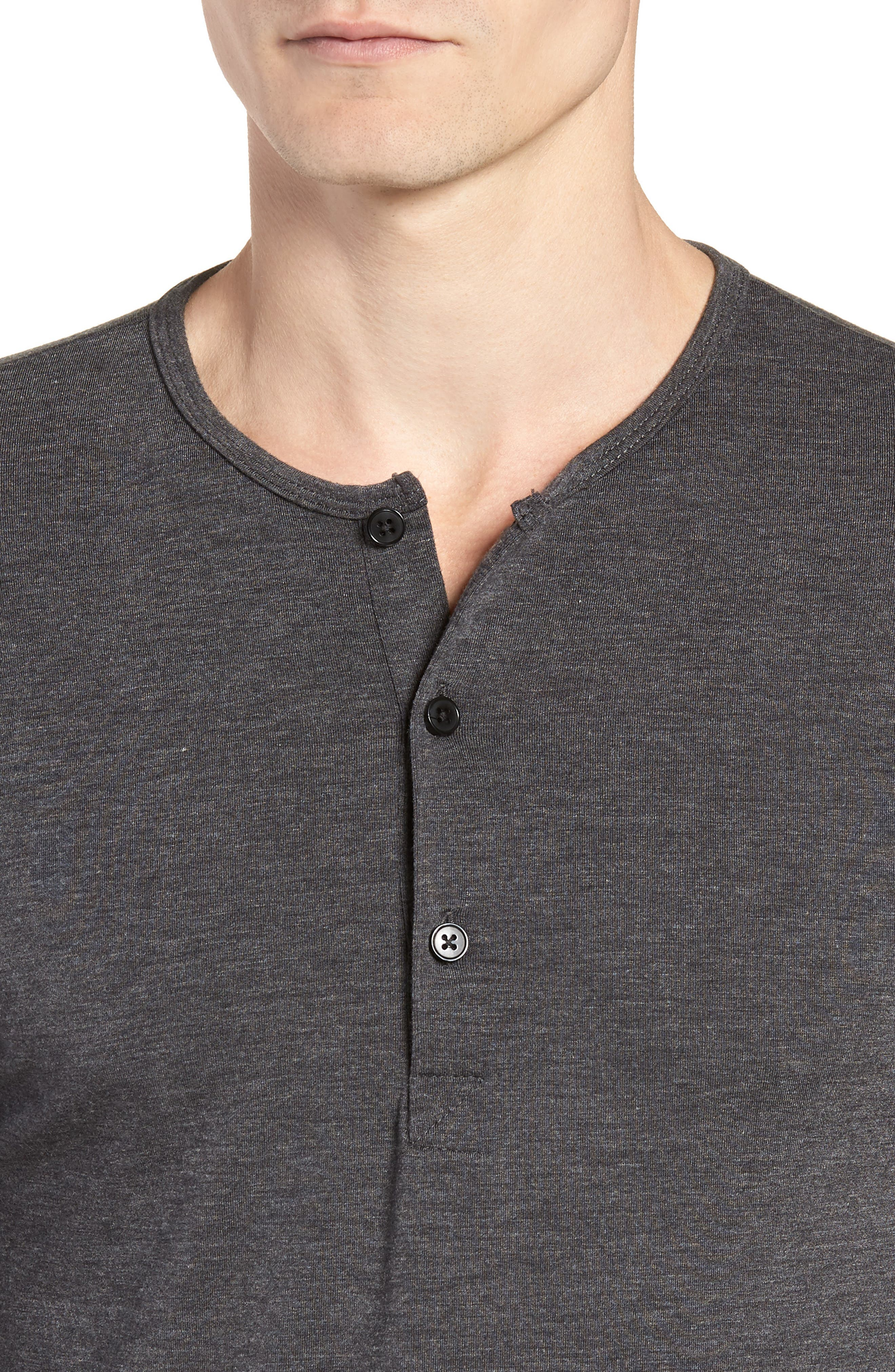 Stoneport Henley,                             Alternate thumbnail 4, color,                             CHARCOAL