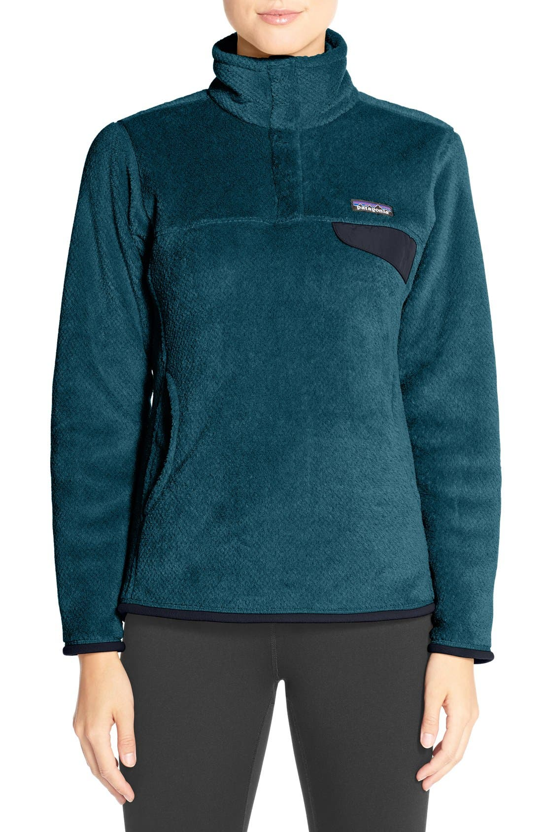 Re-Tool Snap-T<sup>®</sup> Fleece Pullover,                             Main thumbnail 28, color,