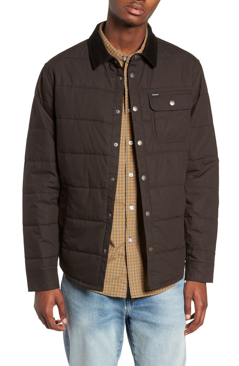 Brixton  Cass  Quilted Jacket  3415daed7c2