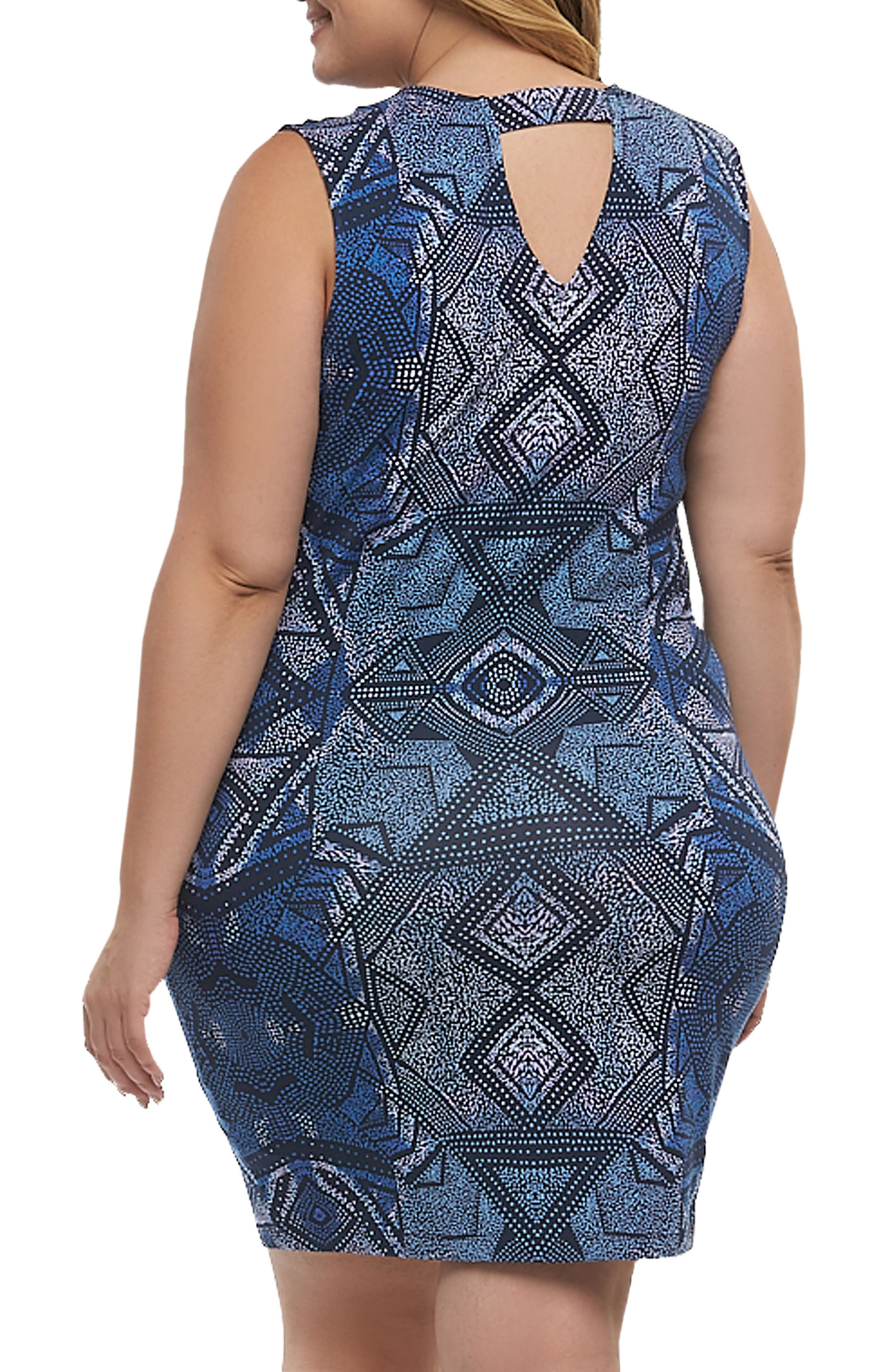 Sonia Ruched Dress,                             Alternate thumbnail 4, color,