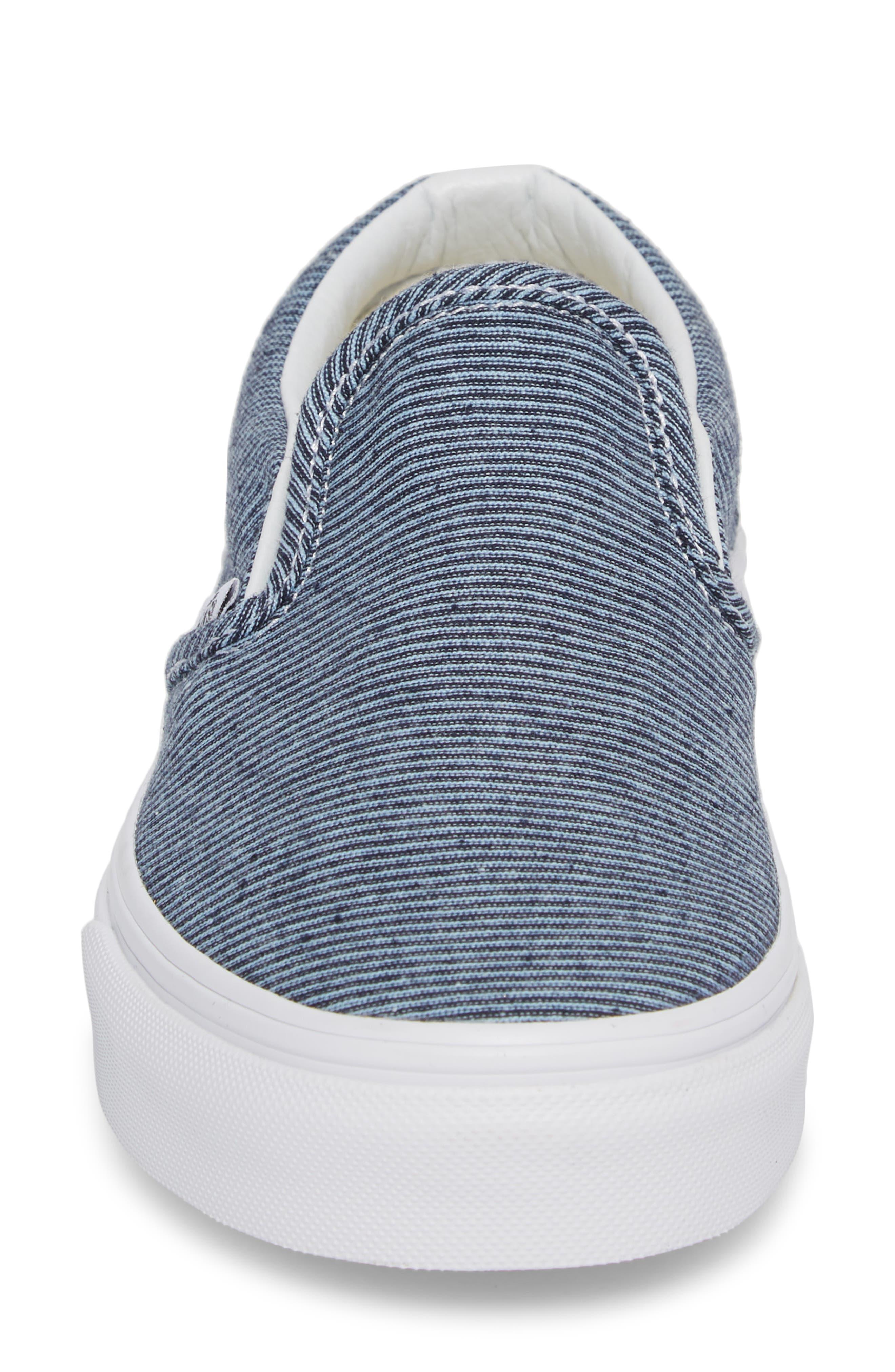 Classic Slip-On Sneaker,                             Alternate thumbnail 290, color,