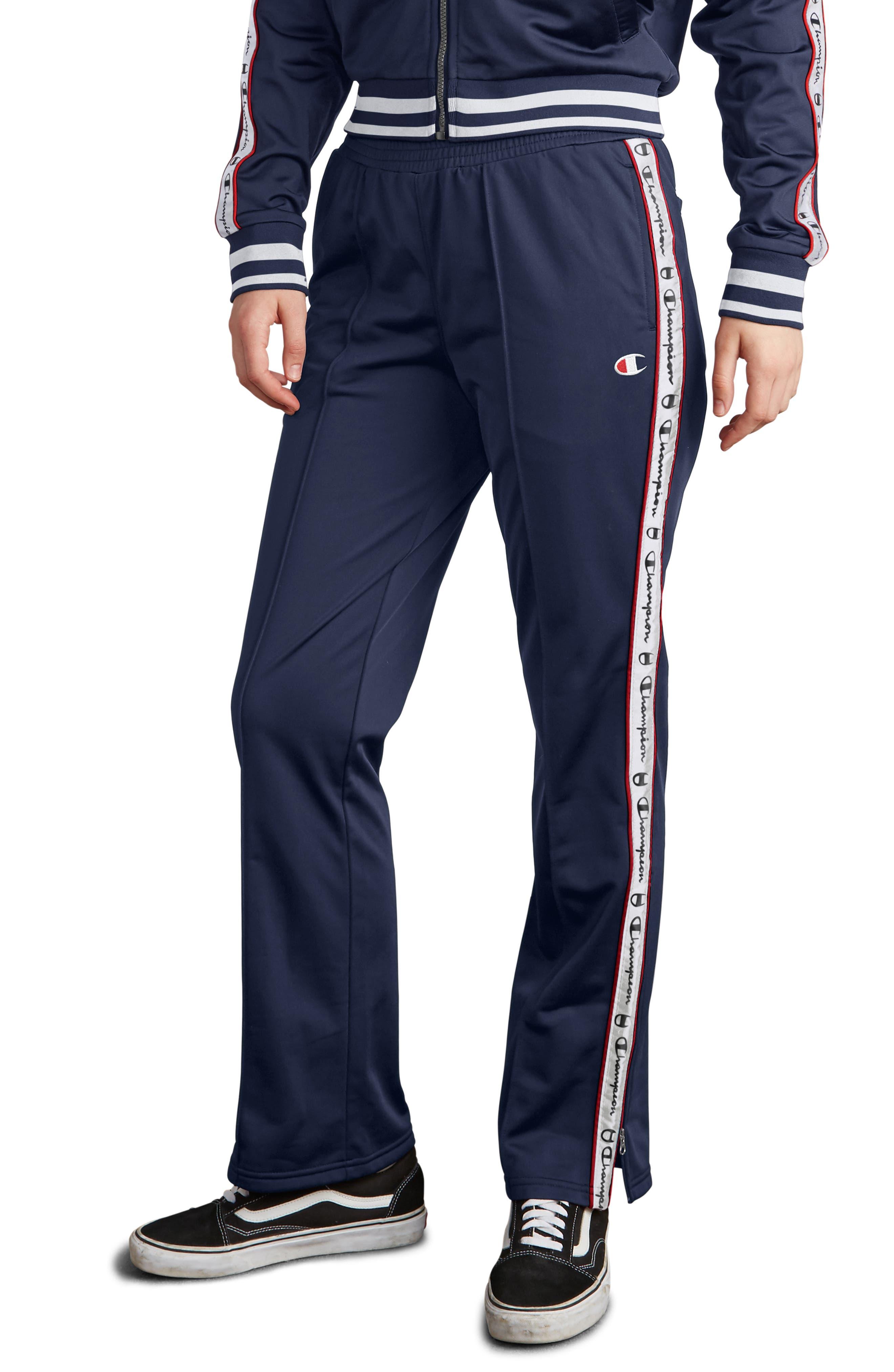 Track Pants,                         Main,                         color, IMPERIAL INDIGO