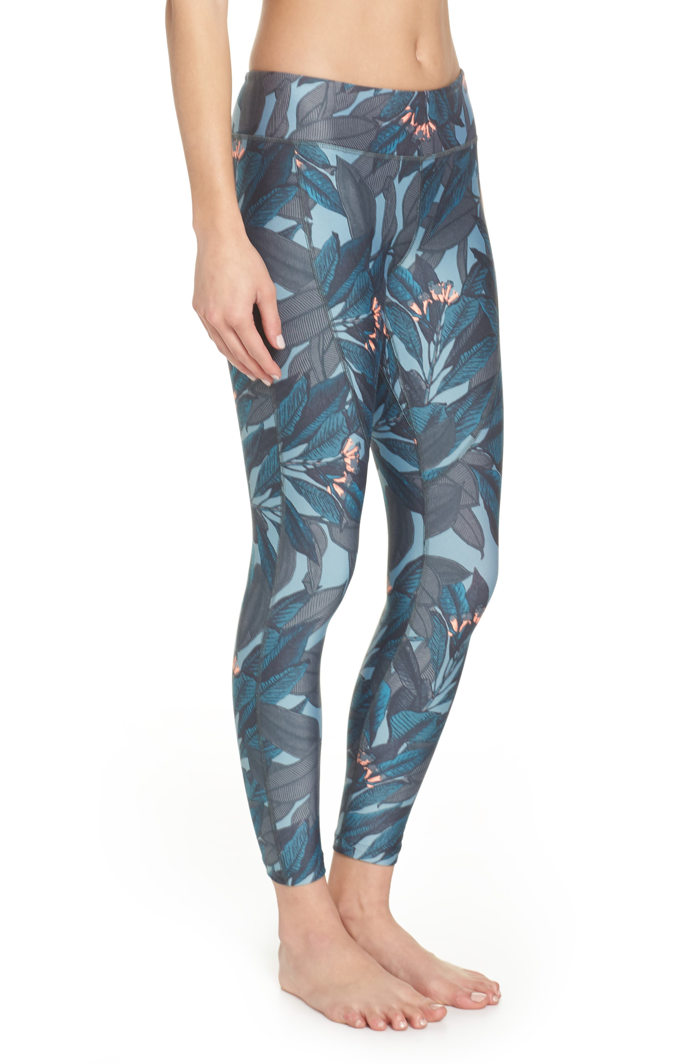 Dazzling Jungle Leggings,                             Alternate thumbnail 11, color,