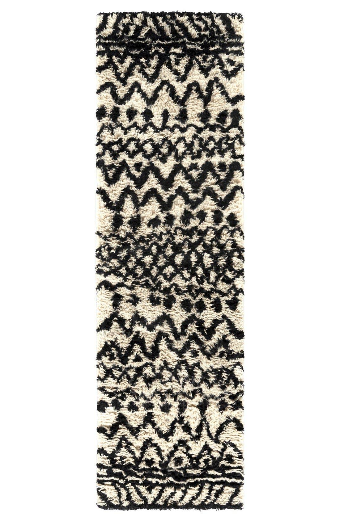 'Dwell C' Wool Rug,                             Alternate thumbnail 2, color,                             250
