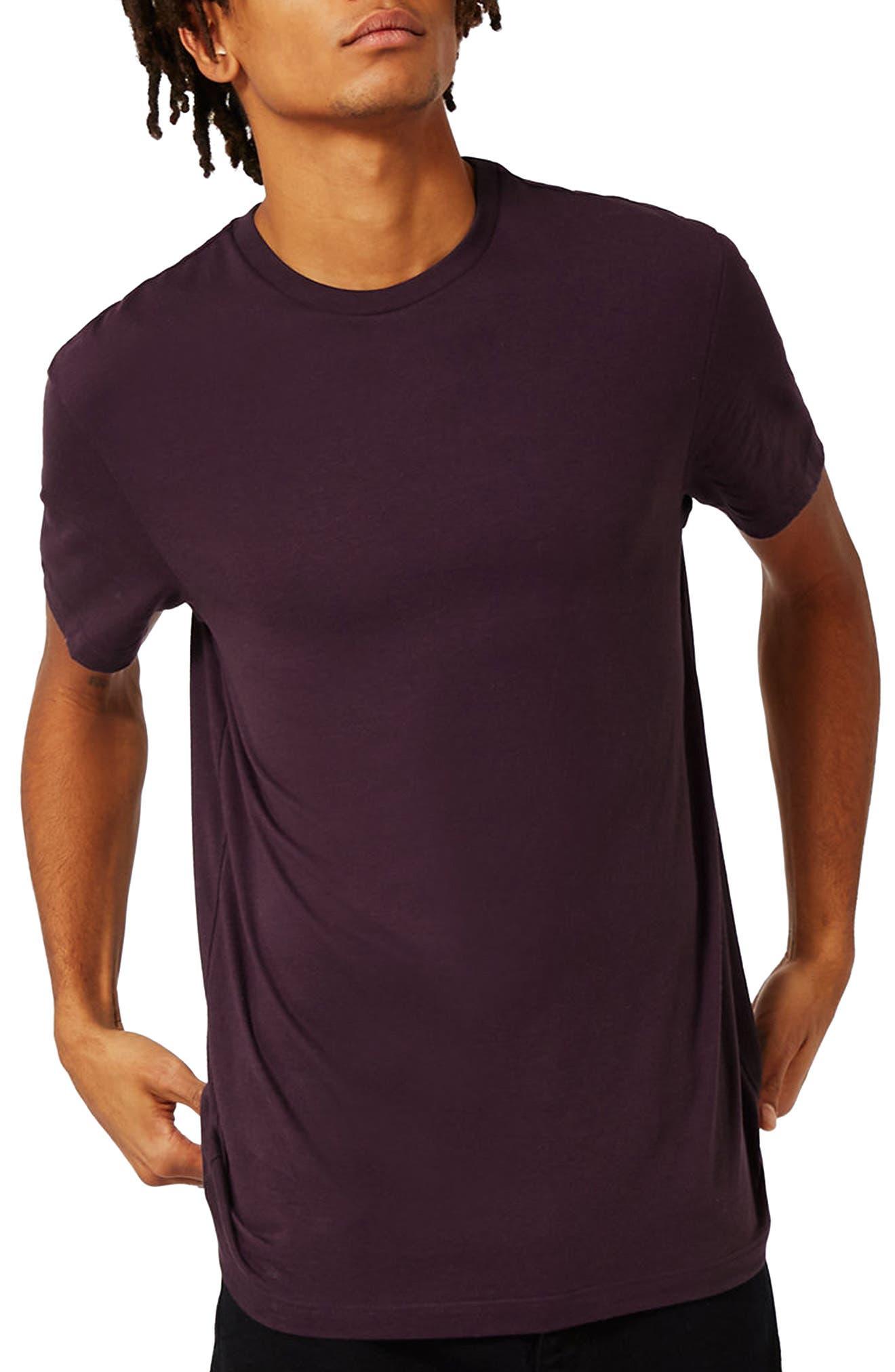 Slim Fit Crewneck T-Shirt,                             Main thumbnail 74, color,