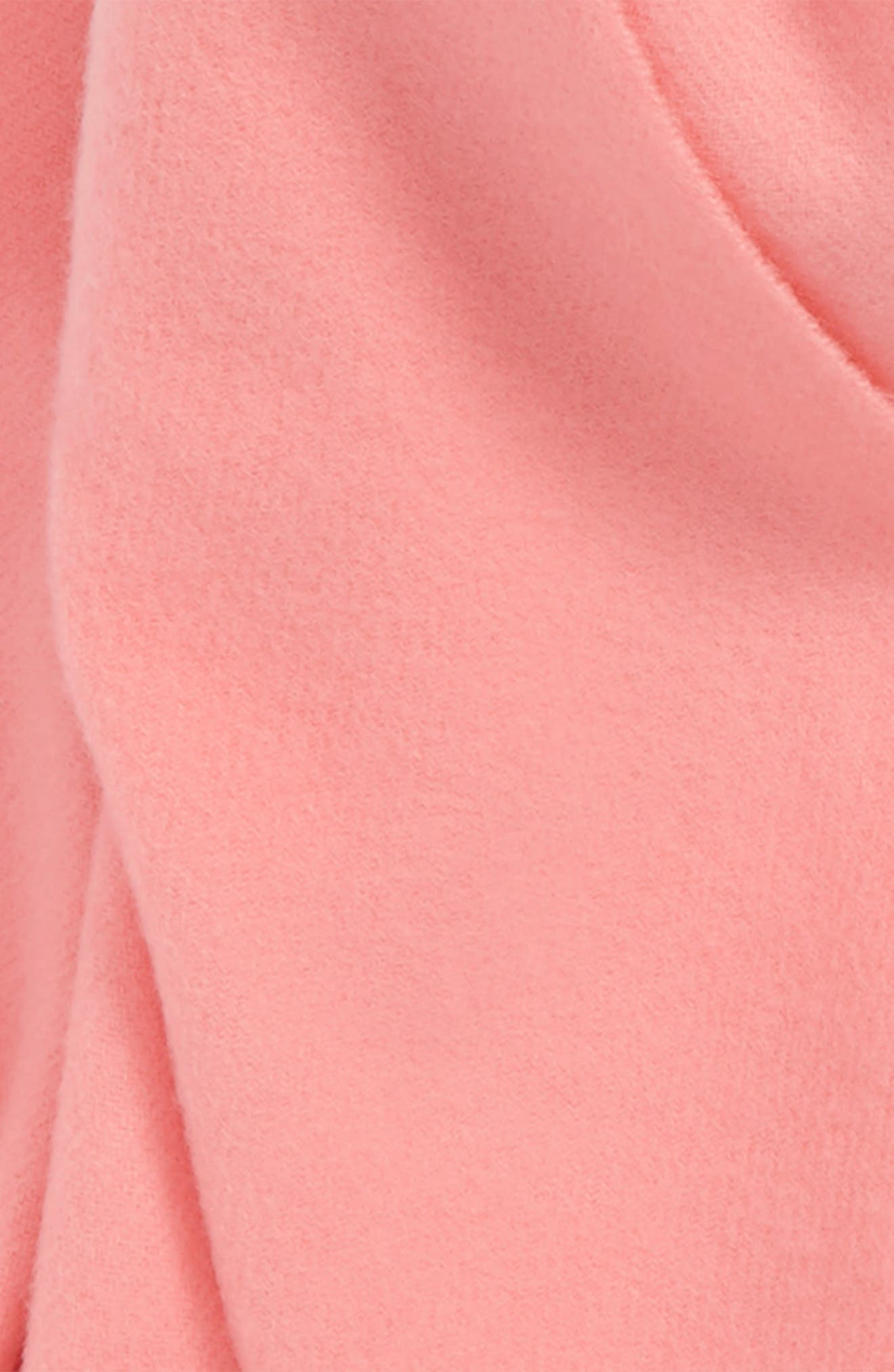 Classic Wool Scarf,                             Alternate thumbnail 4, color,                             PINK