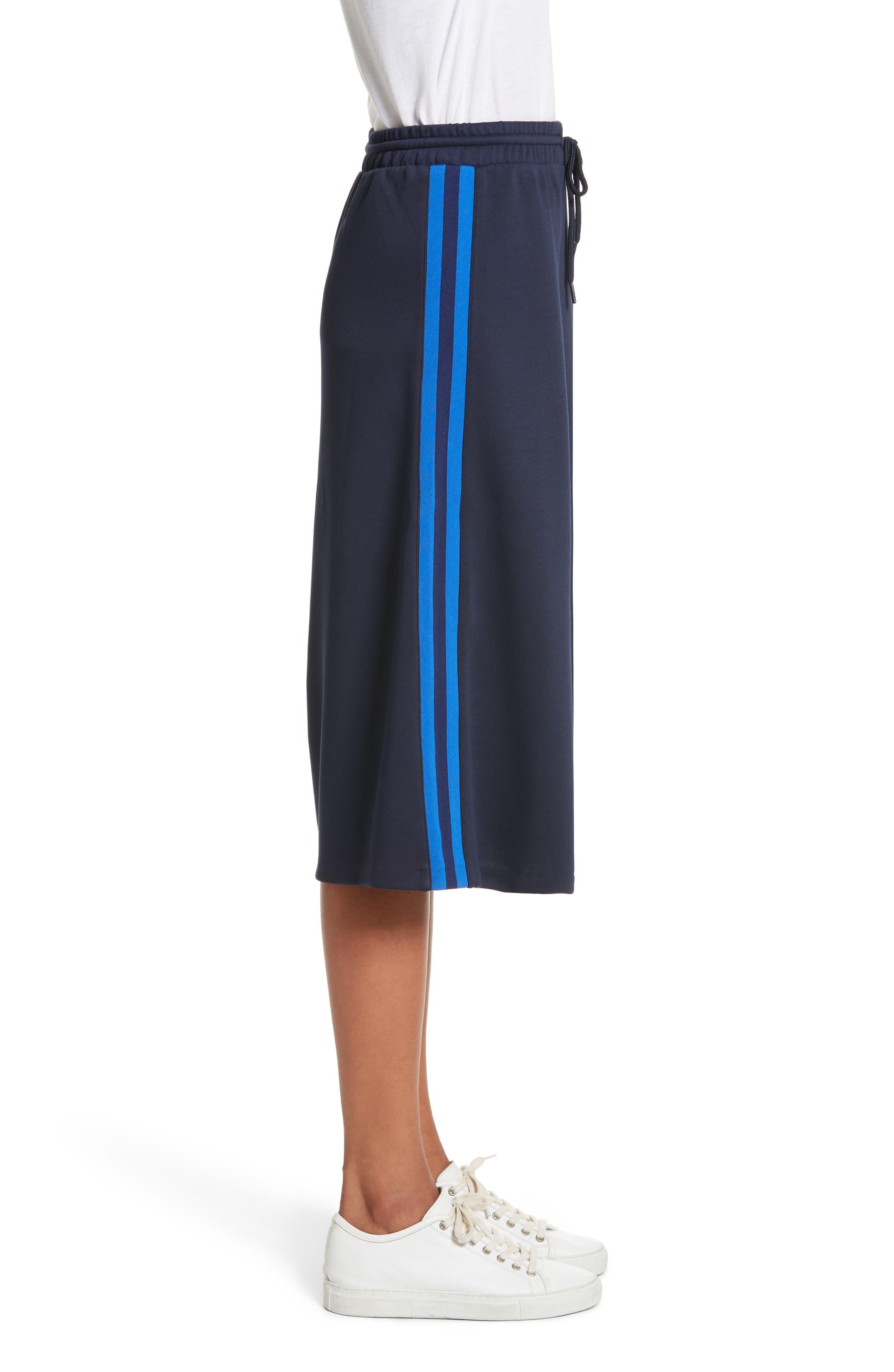 être cécile A-Line Midi Skirt,                             Alternate thumbnail 3, color,                             400