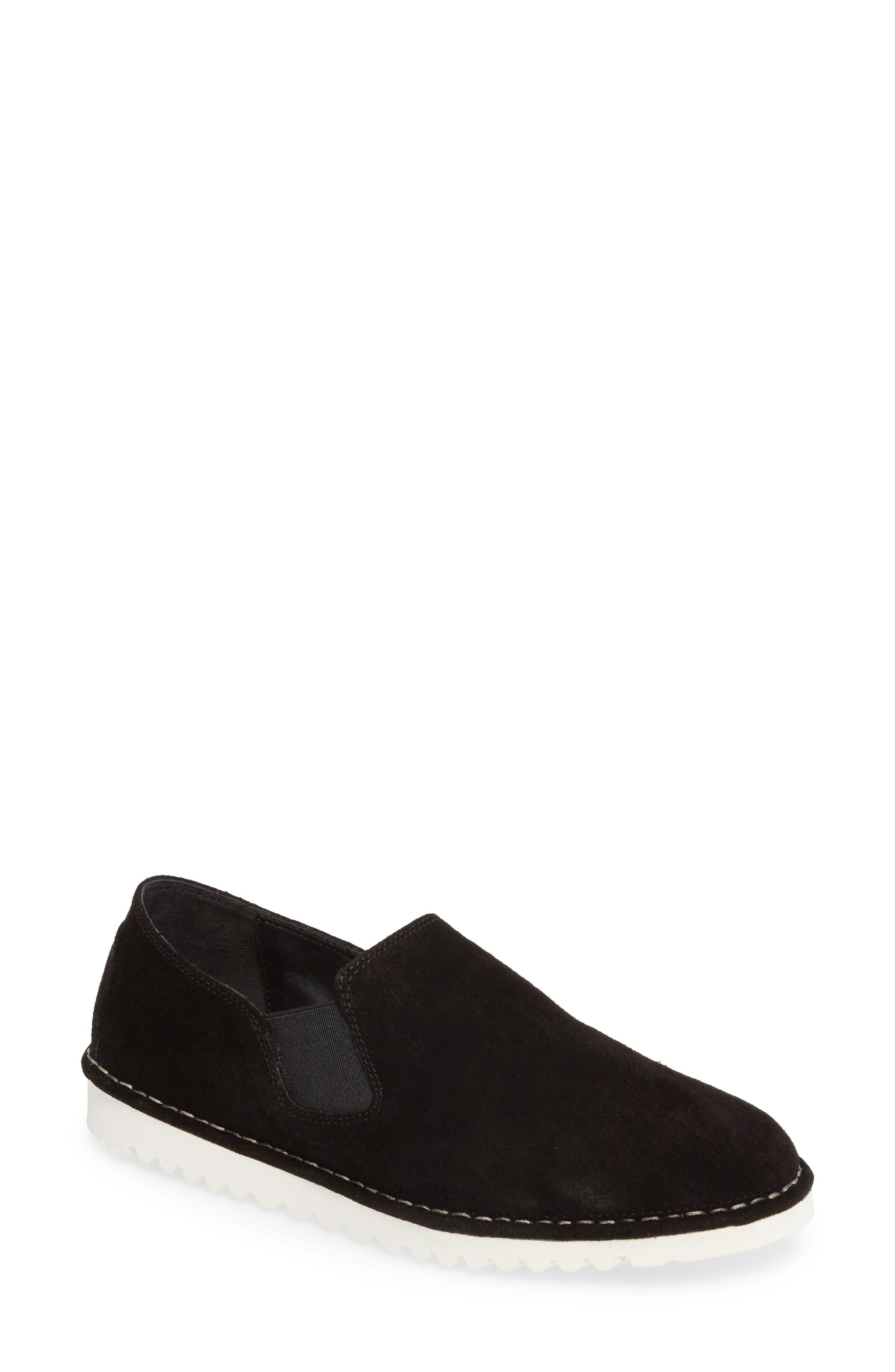 SESTO MEUCCI Oralie Slip-On Sneaker in Black