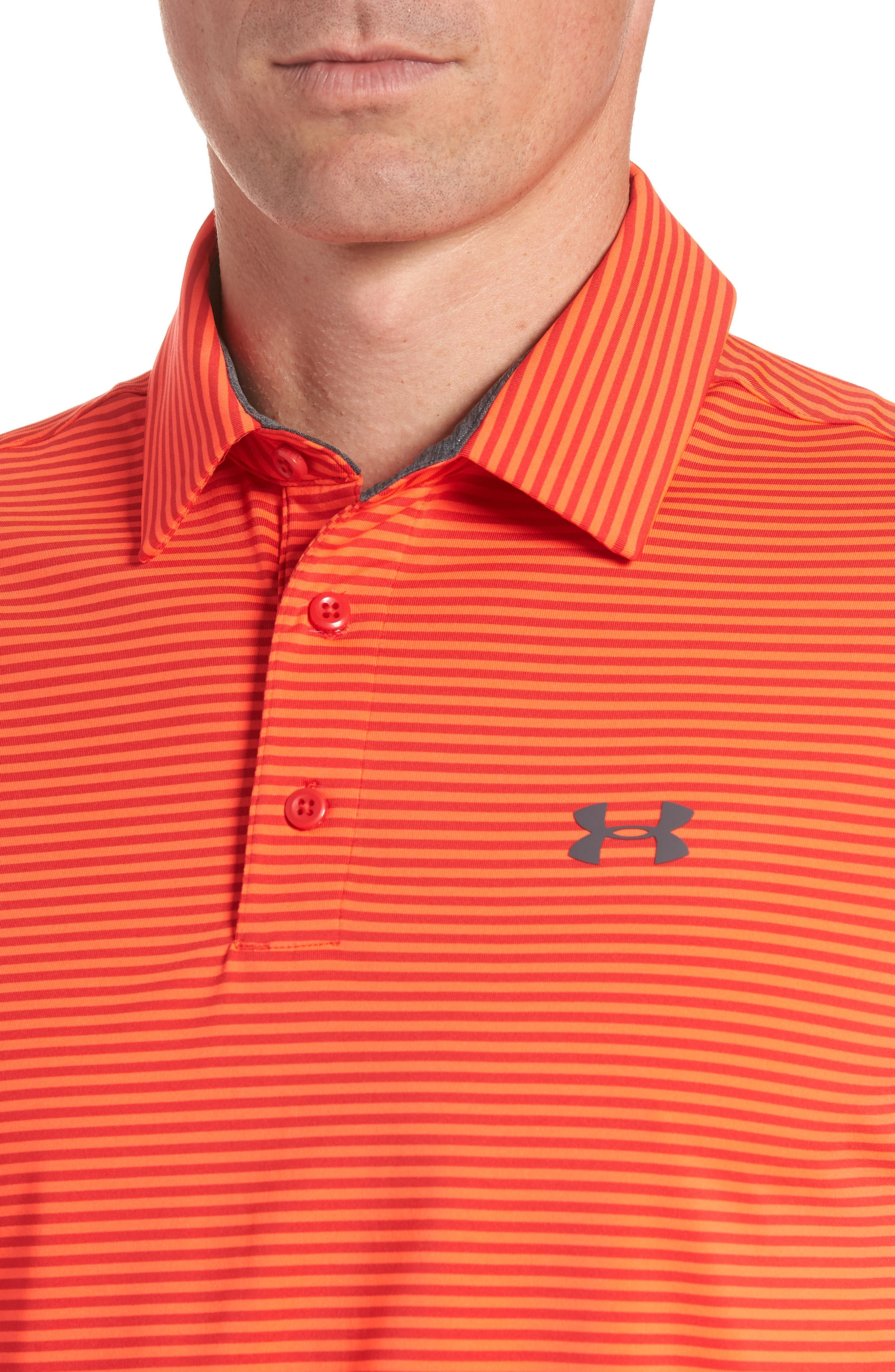'Playoff' Loose Fit Short Sleeve Polo,                             Alternate thumbnail 182, color,