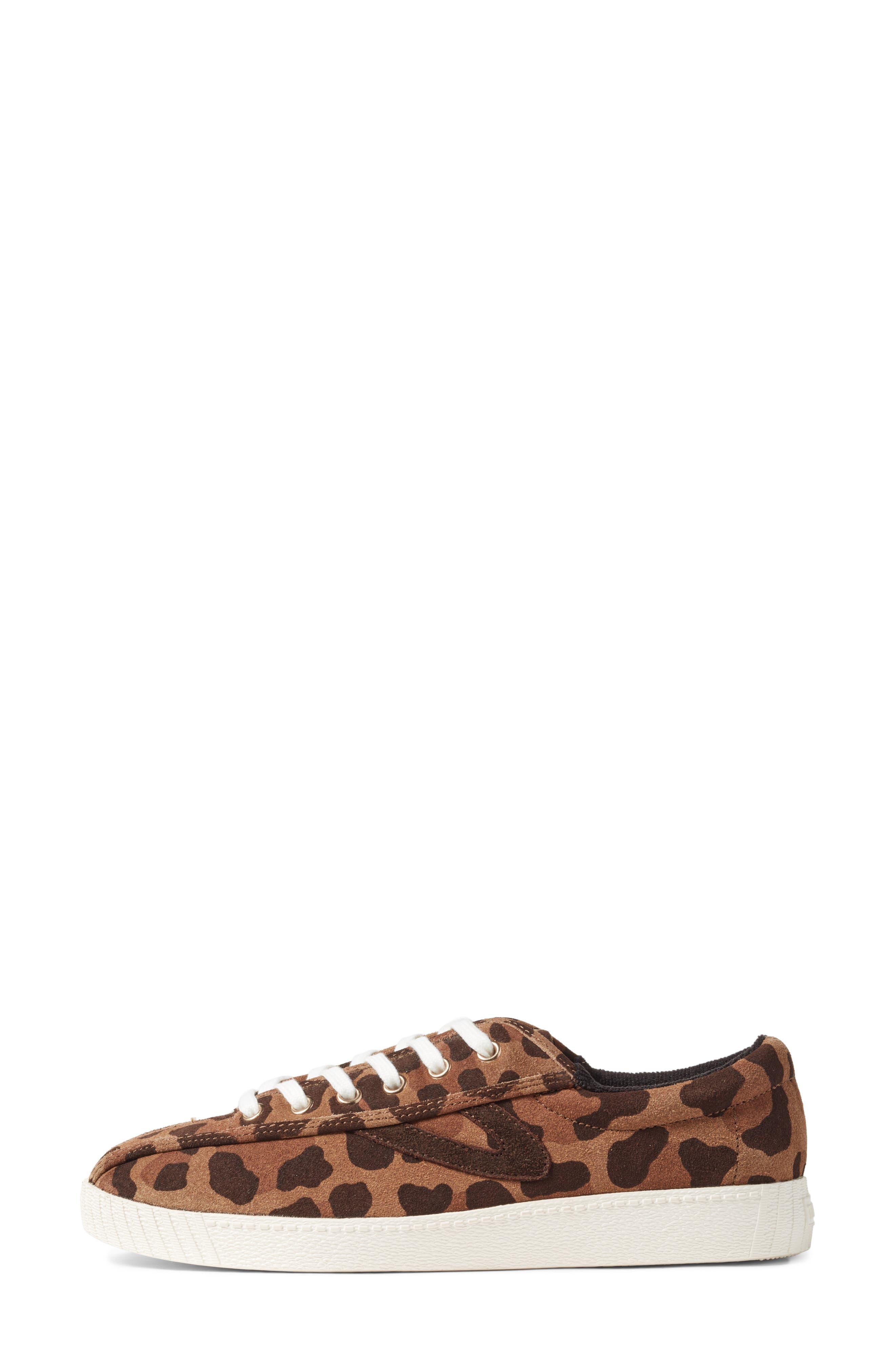 'Nylite2 Plus' Sneaker,                             Alternate thumbnail 3, color,                             TAN/ BLACK MULTI / BLACK