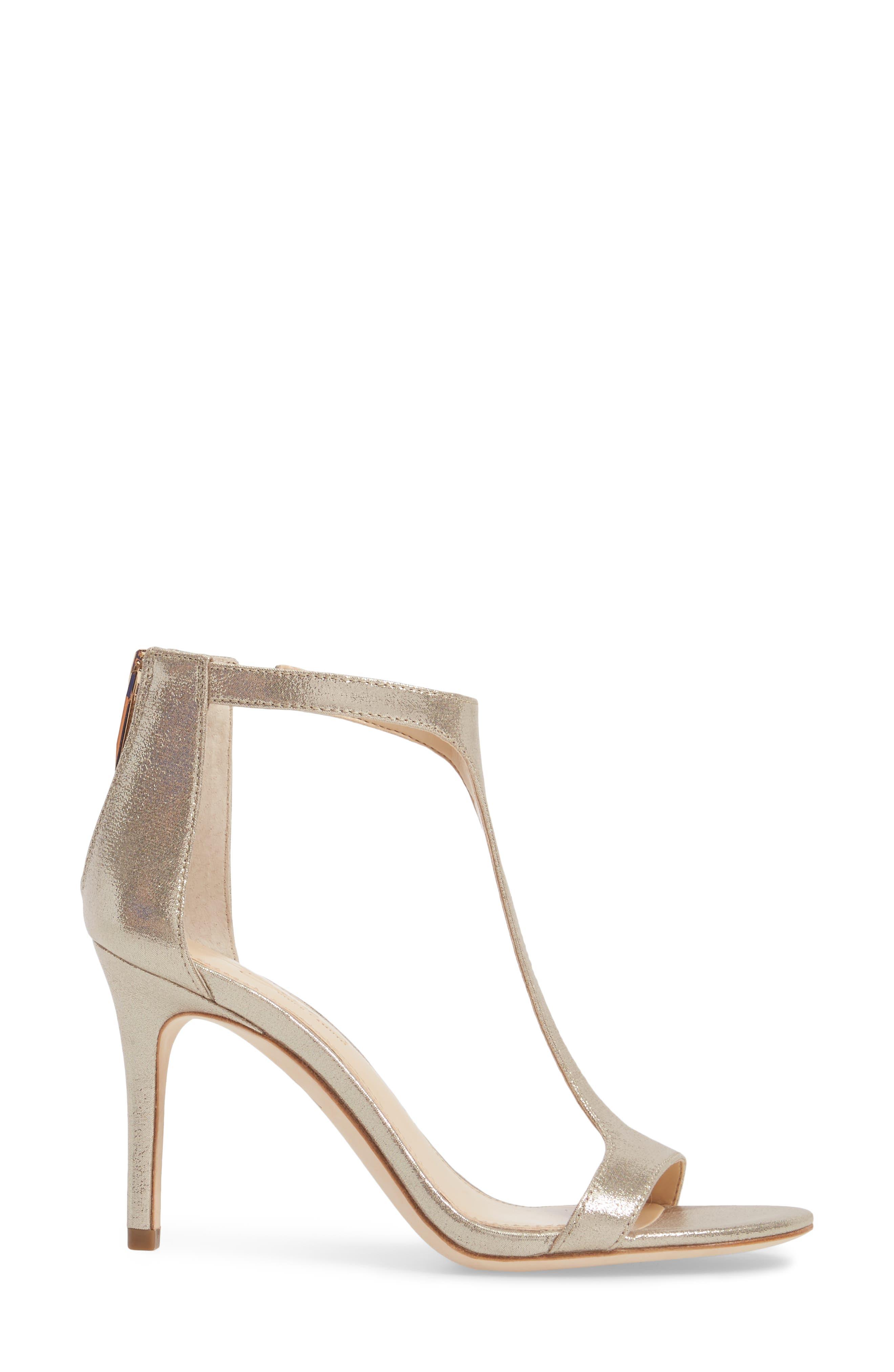 'Phoebe' Embellished T-Strap Sandal,                             Alternate thumbnail 28, color,
