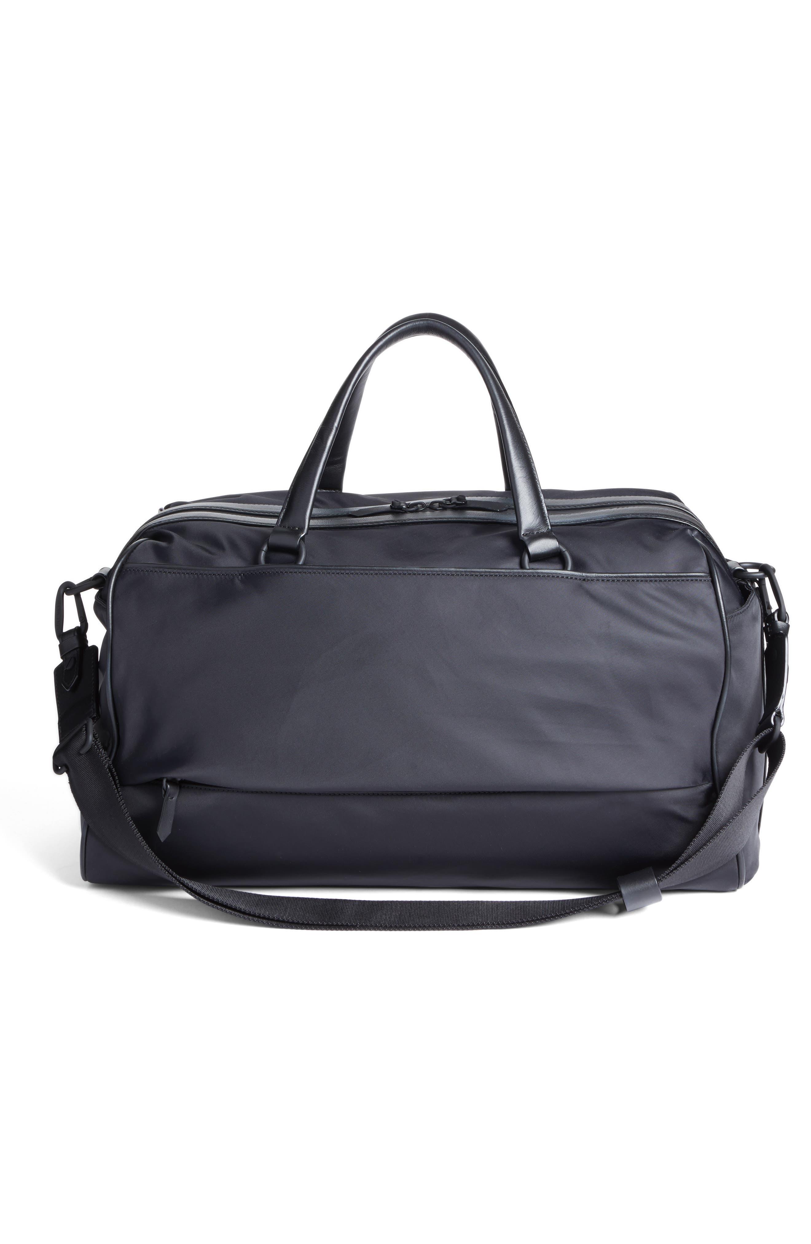 Grand Duffel Bag,                             Alternate thumbnail 3, color,                             001