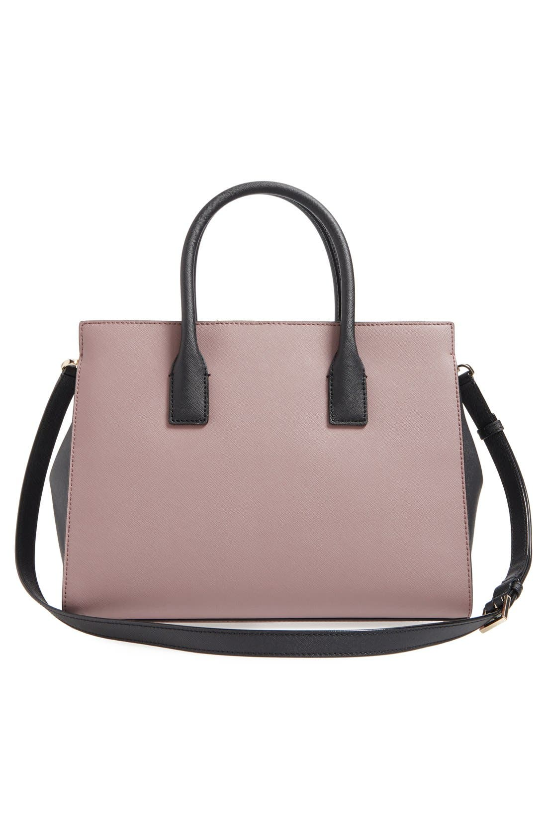 cameron street - candace leather satchel,                             Alternate thumbnail 50, color,