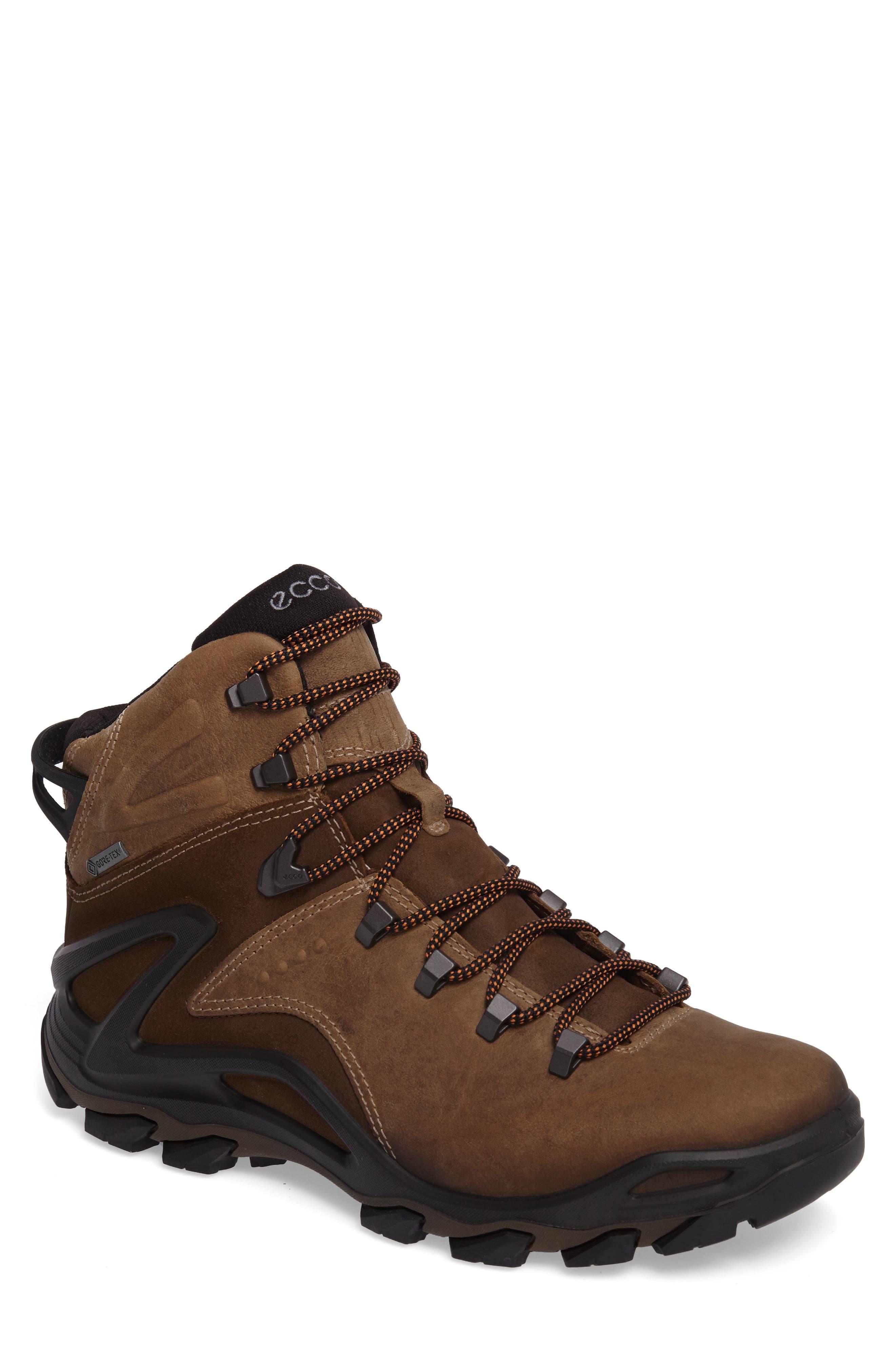 Terra Evo GTX Mid Hiking Boot,                             Main thumbnail 1, color,                             MOON ROCK NUBUCK/ SUEDE
