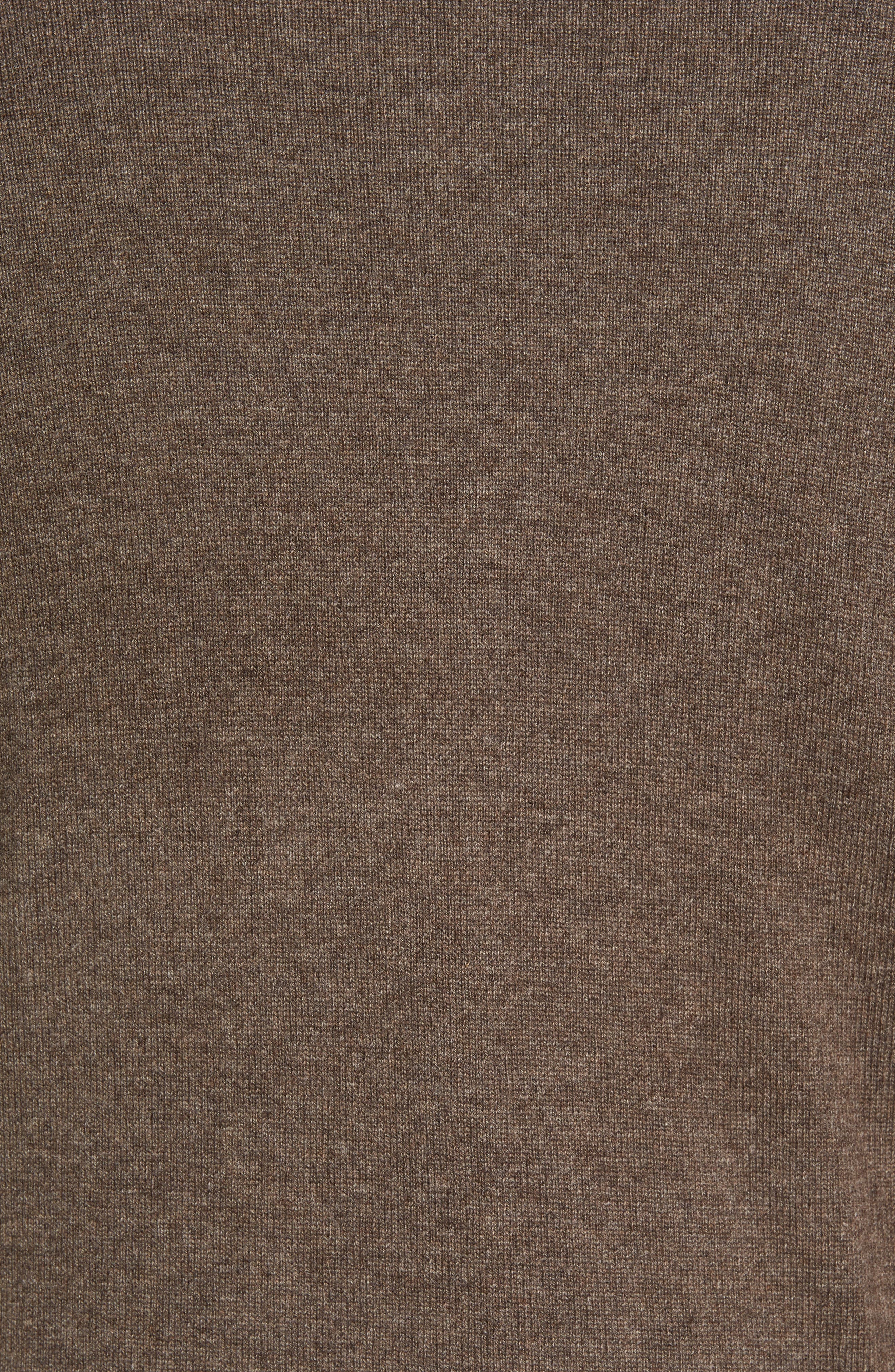 'Inchbonnie' Wool & Cashmere V-Neck Sweater,                             Alternate thumbnail 5, color,                             218