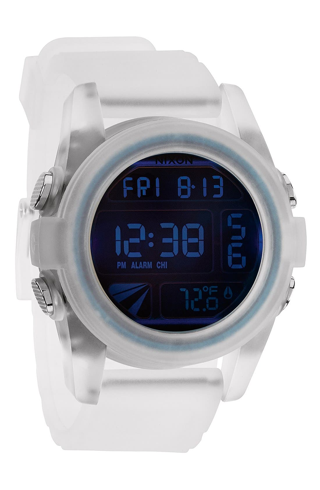 'The Unit' Round Digital Watch, 44mm,                             Alternate thumbnail 35, color,
