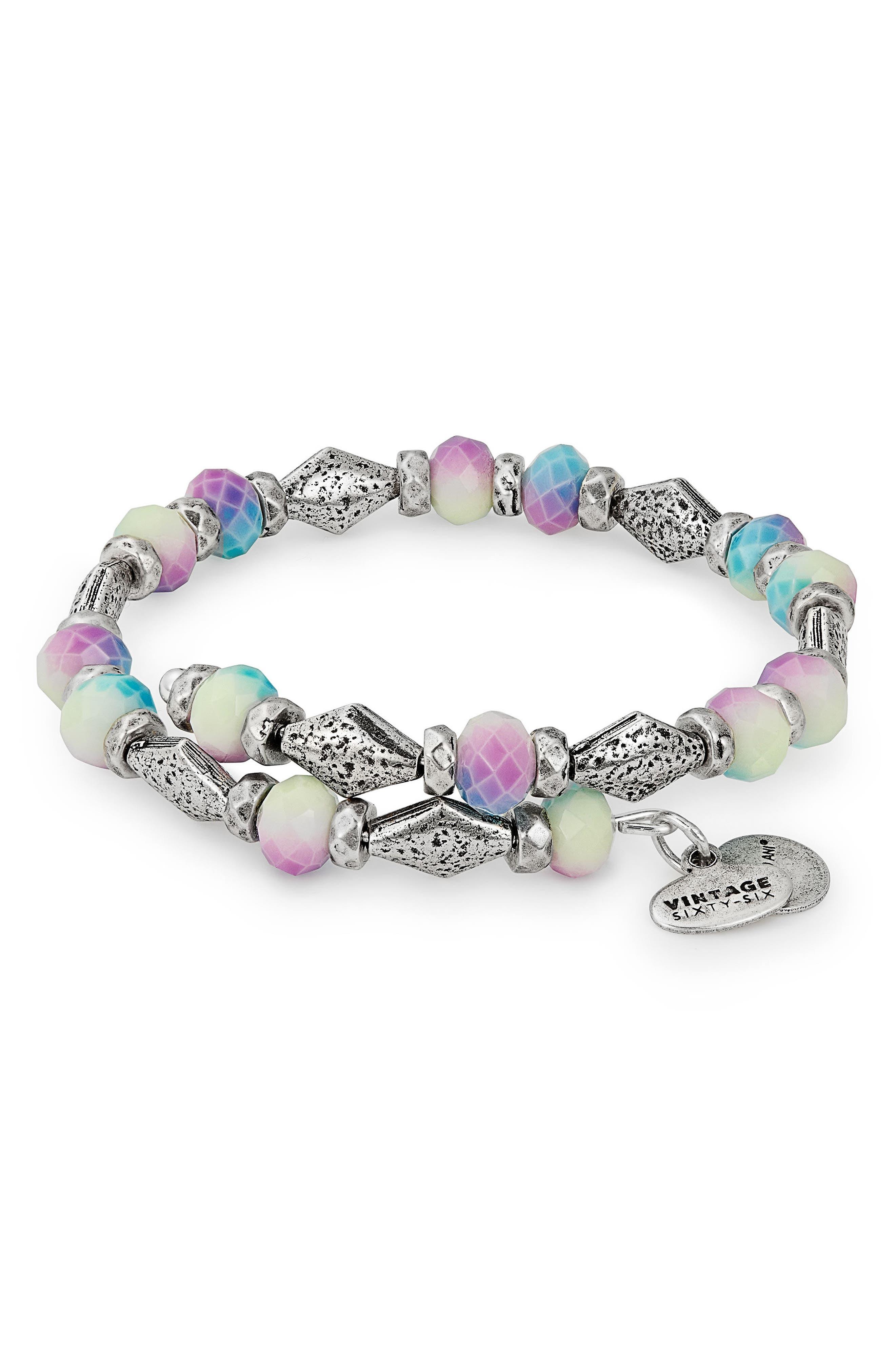 Islander Wrap Bracelet,                             Main thumbnail 1, color,                             040