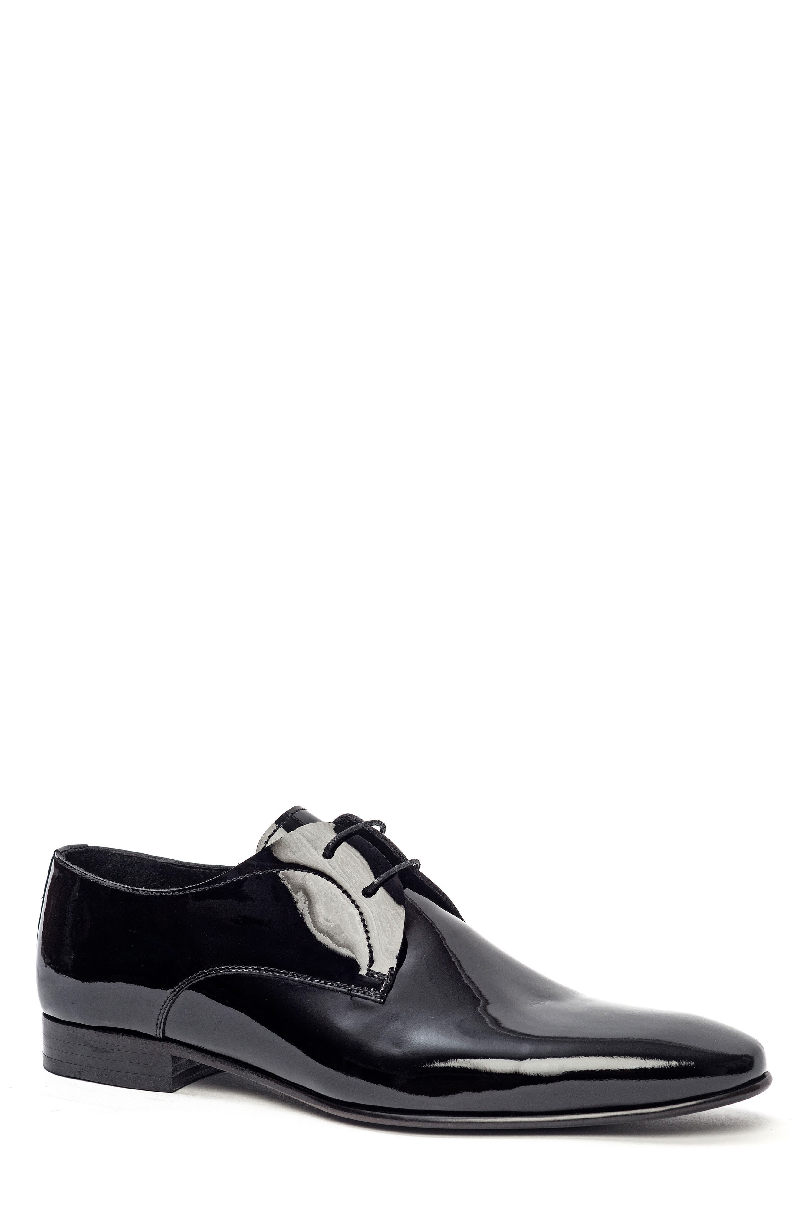 Joey Plain Toe Derby,                         Main,                         color, 001