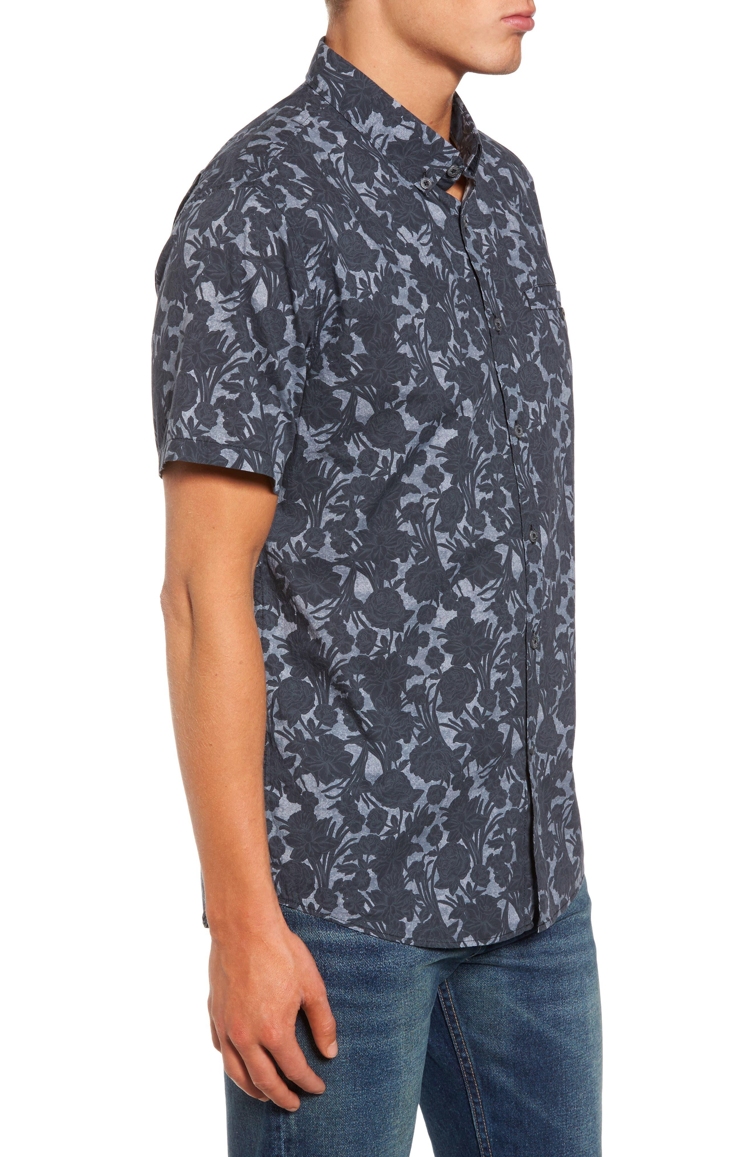 Sunday Woven Shirt,                             Alternate thumbnail 9, color,