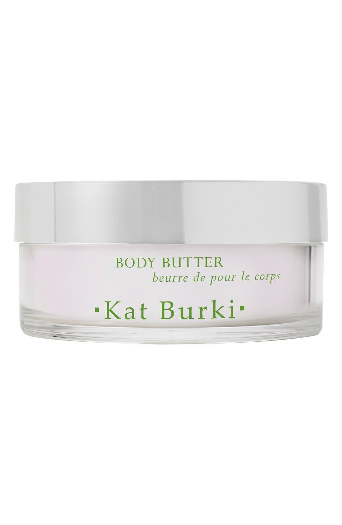 SPACE.NK.apothecary Kat Burki Body Butter,                             Main thumbnail 1, color,                             NO COLOR