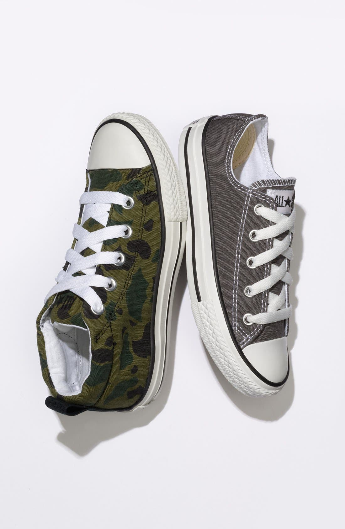 Chuck Taylor<sup>®</sup> 'Street Mid Cab' Slip-On Sneaker,                             Alternate thumbnail 2, color,                             007
