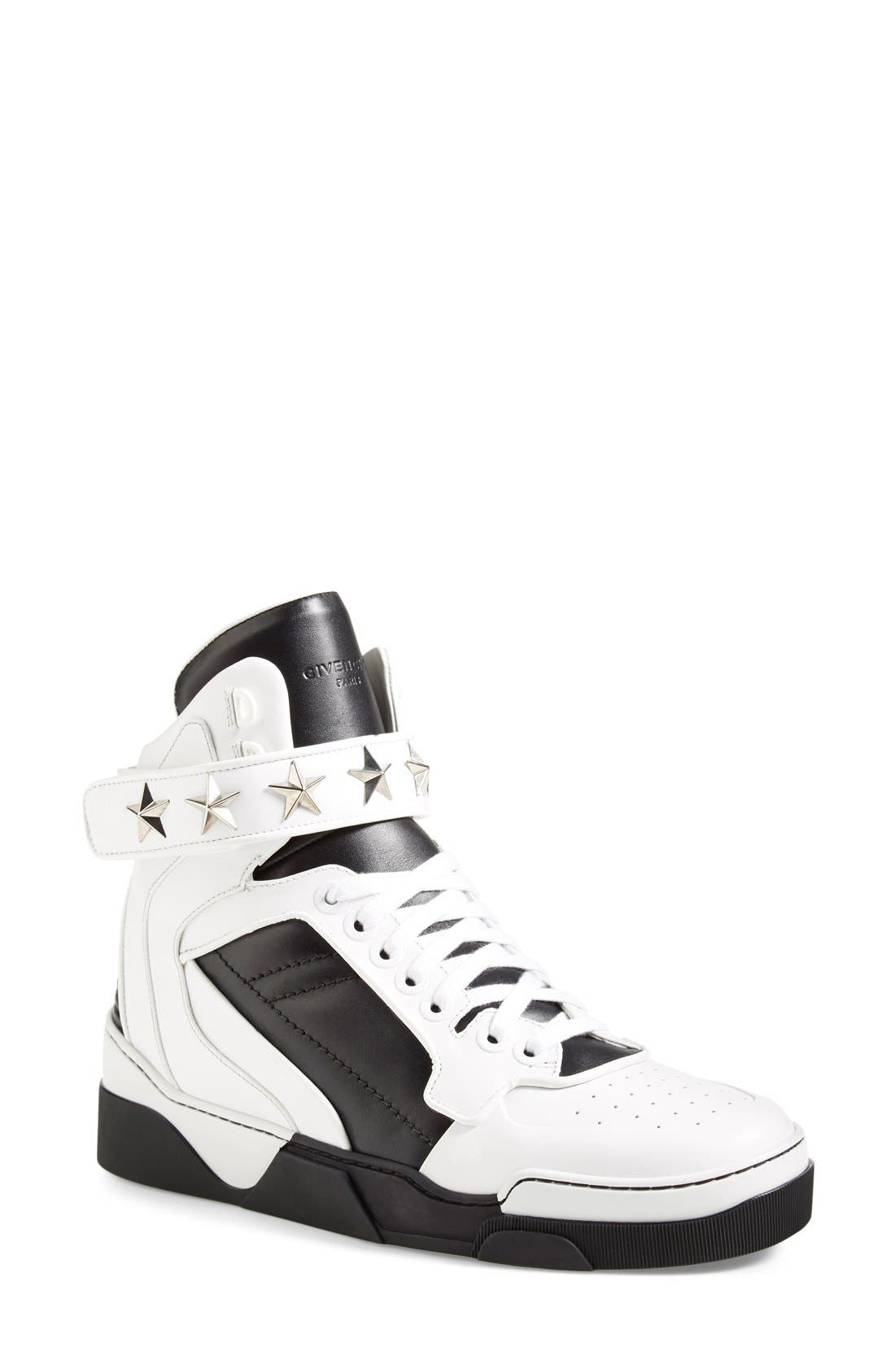 'Tyson' High Top Sneaker,                             Main thumbnail 2, color,