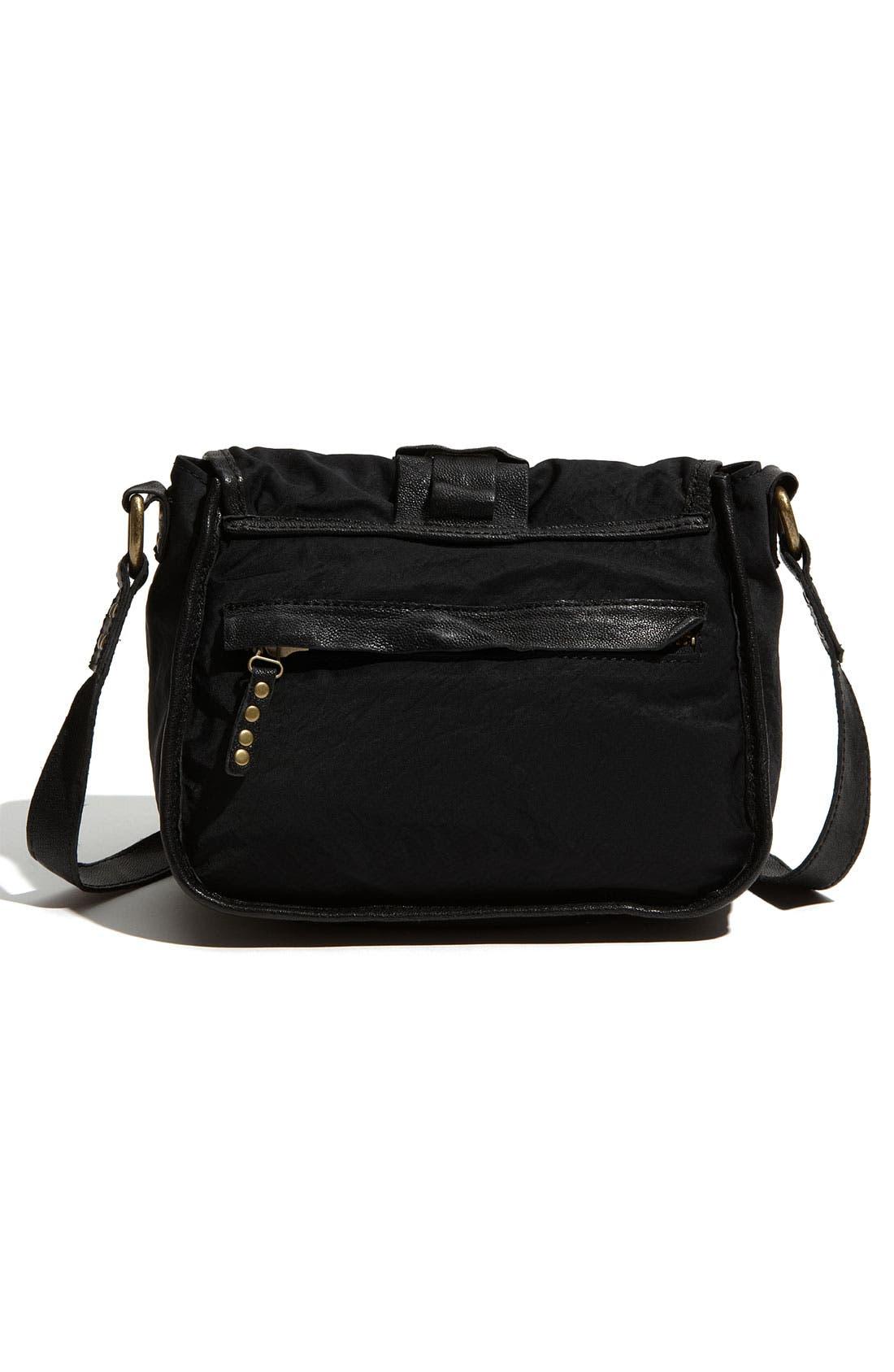 M20,                             'Marco' Fabric Mini Bag,                             Alternate thumbnail 3, color,                             001